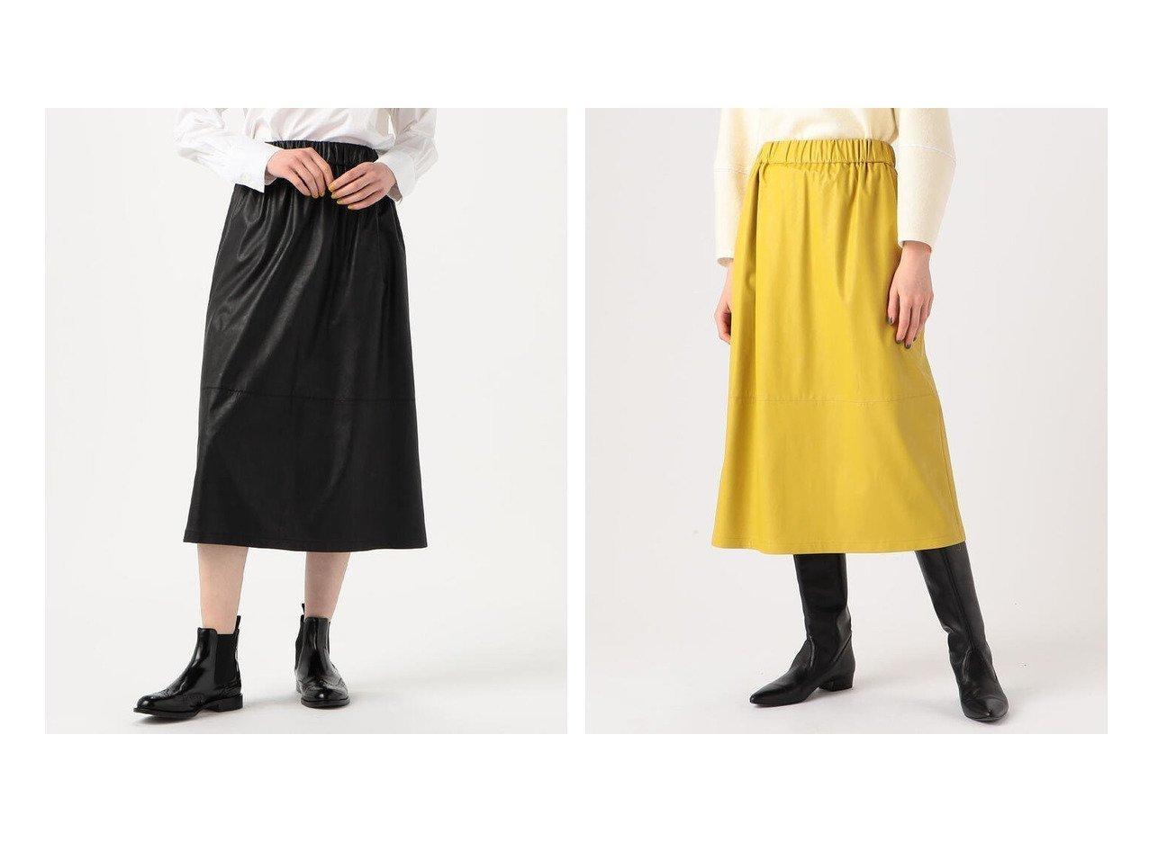 【TOMORROWLAND BALLSEY/トゥモローランド ボールジー】のウェットフェイクレザー ウエストギャザースカート 【スカート】おすすめ!人気、トレンド・レディースファッションの通販 おすすめで人気の流行・トレンド、ファッションの通販商品 インテリア・家具・メンズファッション・キッズファッション・レディースファッション・服の通販 founy(ファニー) https://founy.com/ ファッション Fashion レディースファッション WOMEN スカート Skirt Aライン/フレアスカート Flared A-Line Skirts 2021年 2021 2021-2022秋冬・A/W AW・Autumn/Winter・FW・Fall-Winter・2021-2022 A/W・秋冬 AW・Autumn/Winter・FW・Fall-Winter エレガント ギャザー クラシカル シューズ シンプル フェイクレザー フレア リュクス |ID:crp329100000066657