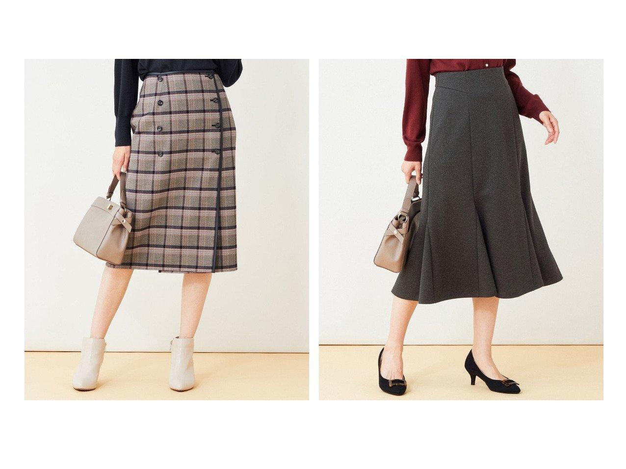 【any SiS/エニィ スィス】の【洗える】ジャージーマーメイド スカート&【2WAY】パイピングリバーシブル スカート 【スカート】おすすめ!人気、トレンド・レディースファッションの通販 おすすめで人気の流行・トレンド、ファッションの通販商品 インテリア・家具・メンズファッション・キッズファッション・レディースファッション・服の通販 founy(ファニー) https://founy.com/ ファッション Fashion レディースファッション WOMEN スカート Skirt 送料無料 Free Shipping A/W・秋冬 AW・Autumn/Winter・FW・Fall-Winter クラシカル チェック トリミング フロント ブーティ リバーシブル 無地 おすすめ Recommend ジャージー トレンド フレア マーメイド 洗える |ID:crp329100000067247