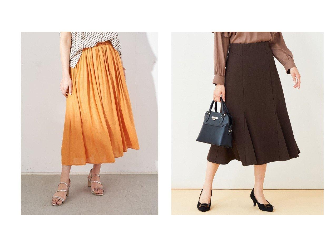 【any SiS/エニィ スィス】の【洗える】ジャージーマーメイド スカート&【YECCA VECCA/イェッカ ヴェッカ】のギャザーロングスカート 【スカート】おすすめ!人気、トレンド・レディースファッションの通販 おすすめで人気の流行・トレンド、ファッションの通販商品 インテリア・家具・メンズファッション・キッズファッション・レディースファッション・服の通販 founy(ファニー) https://founy.com/ ファッション Fashion レディースファッション WOMEN スカート Skirt ロングスカート Long Skirt 送料無料 Free Shipping ギャザー シンプル フェミニン フォルム 無地 おすすめ Recommend ジャージー トレンド フレア ブーティ マーメイド 洗える |ID:crp329100000067249