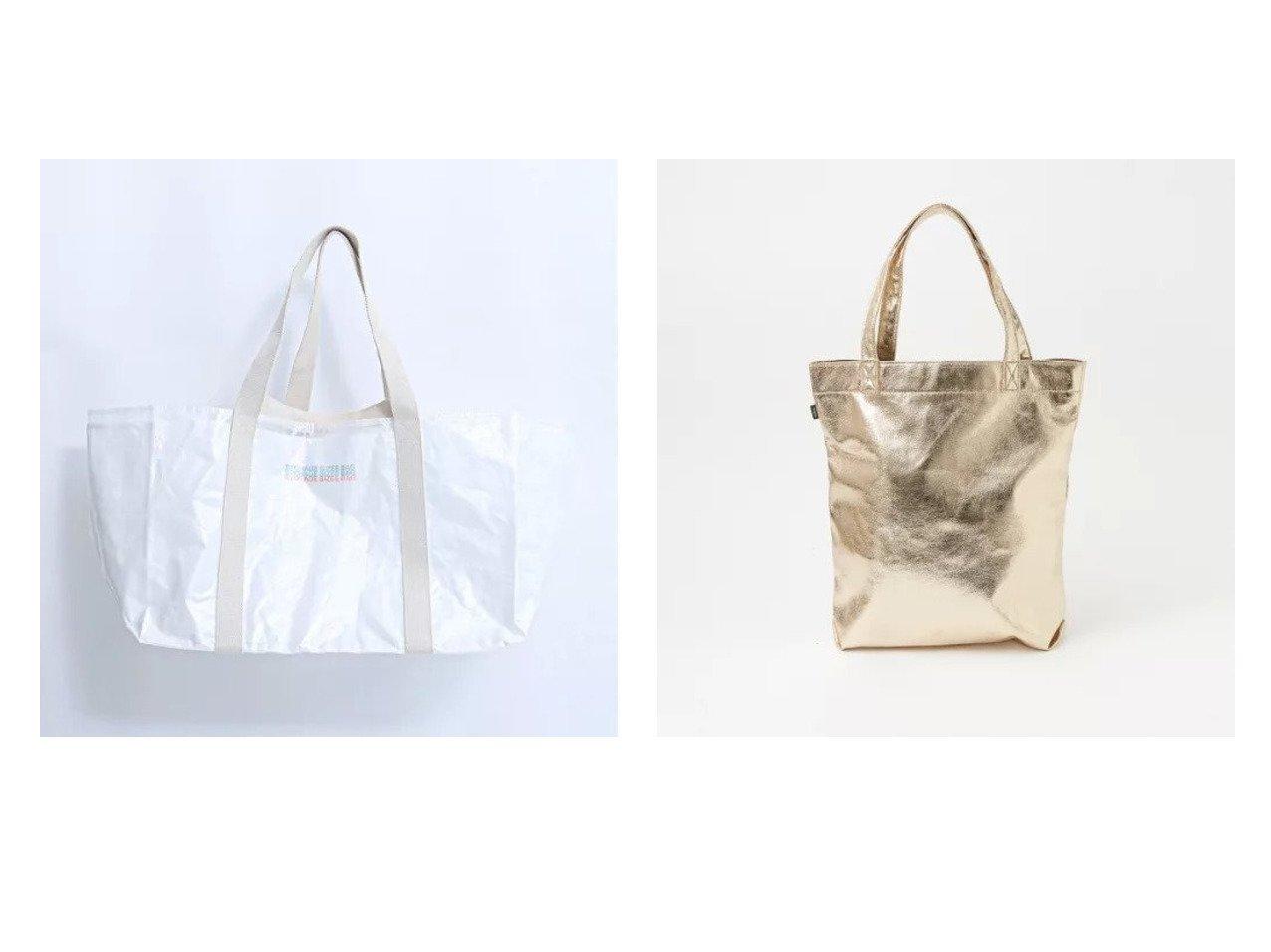 【collex/コレックス】の《定番人気》メタリックトートバッグ&《SSB》トートバッグ XL 【バッグ・鞄】おすすめ!人気、トレンド・レディースファッションの通販 おすすめで人気の流行・トレンド、ファッションの通販商品 インテリア・家具・メンズファッション・キッズファッション・レディースファッション・服の通販 founy(ファニー) https://founy.com/ ファッション Fashion レディースファッション WOMEN バッグ Bag ラップ おすすめ Recommend シンプル ポケット メタリック 人気 定番 Standard  ID:crp329100000067319