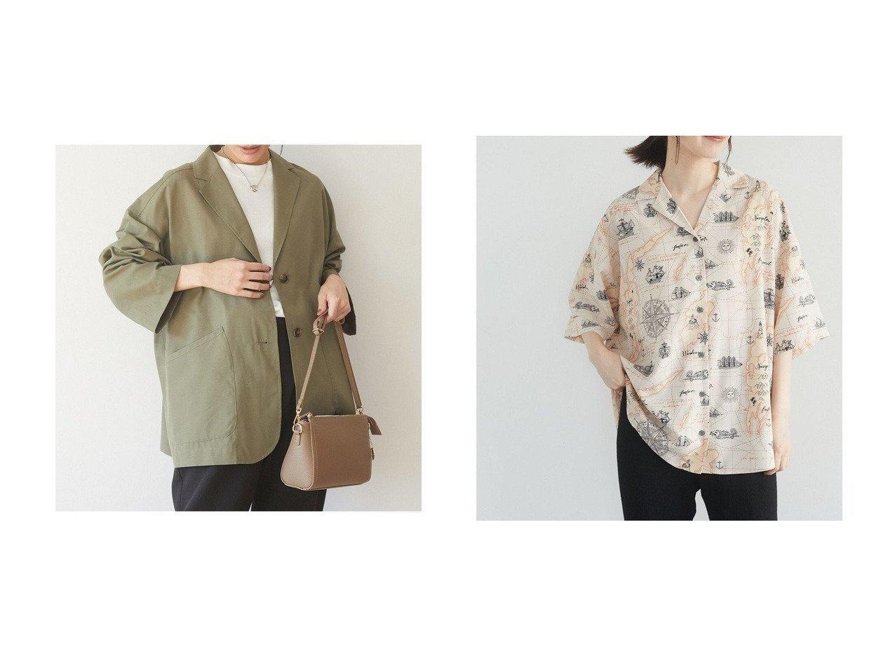 【Green Parks/グリーンパークス】のシャツジャケット&・RAY CASSIN アートガラカイキンシャツチュニック 【プチプライス・低価格】おすすめ!人気、トレンド・レディースファッションの通販 おすすめで人気の流行・トレンド、ファッションの通販商品 インテリア・家具・メンズファッション・キッズファッション・レディースファッション・服の通販 founy(ファニー) https://founy.com/ ファッション Fashion レディースファッション WOMEN ワンピース Dress チュニック Tunic アウター Coat Outerwear ジャケット Jackets 送料無料 Free Shipping チュニック ジャケット チェック |ID:crp329100000067505