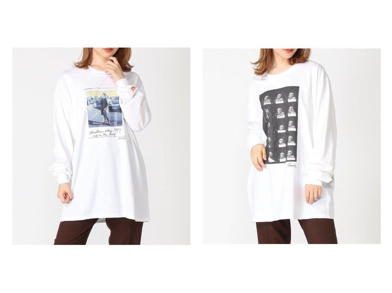 【LOWRYS FARM/ローリーズファーム】のRobertaロンT&GODLISロンT おすすめ!人気、トレンド・レディースファッションの通販 おすすめで人気の流行・トレンド、ファッションの通販商品 インテリア・家具・メンズファッション・キッズファッション・レディースファッション・服の通販 founy(ファニー) https://founy.com/ ファッション Fashion レディースファッション WOMEN トップス・カットソー Tops/Tshirt シャツ/ブラウス Shirts/Blouses ロング / Tシャツ T-Shirts カットソー Cut and Sewn NEW・新作・新着・新入荷 New Arrivals カットソー キャラクター フロント リラックス ロング |ID:crp329100000067608