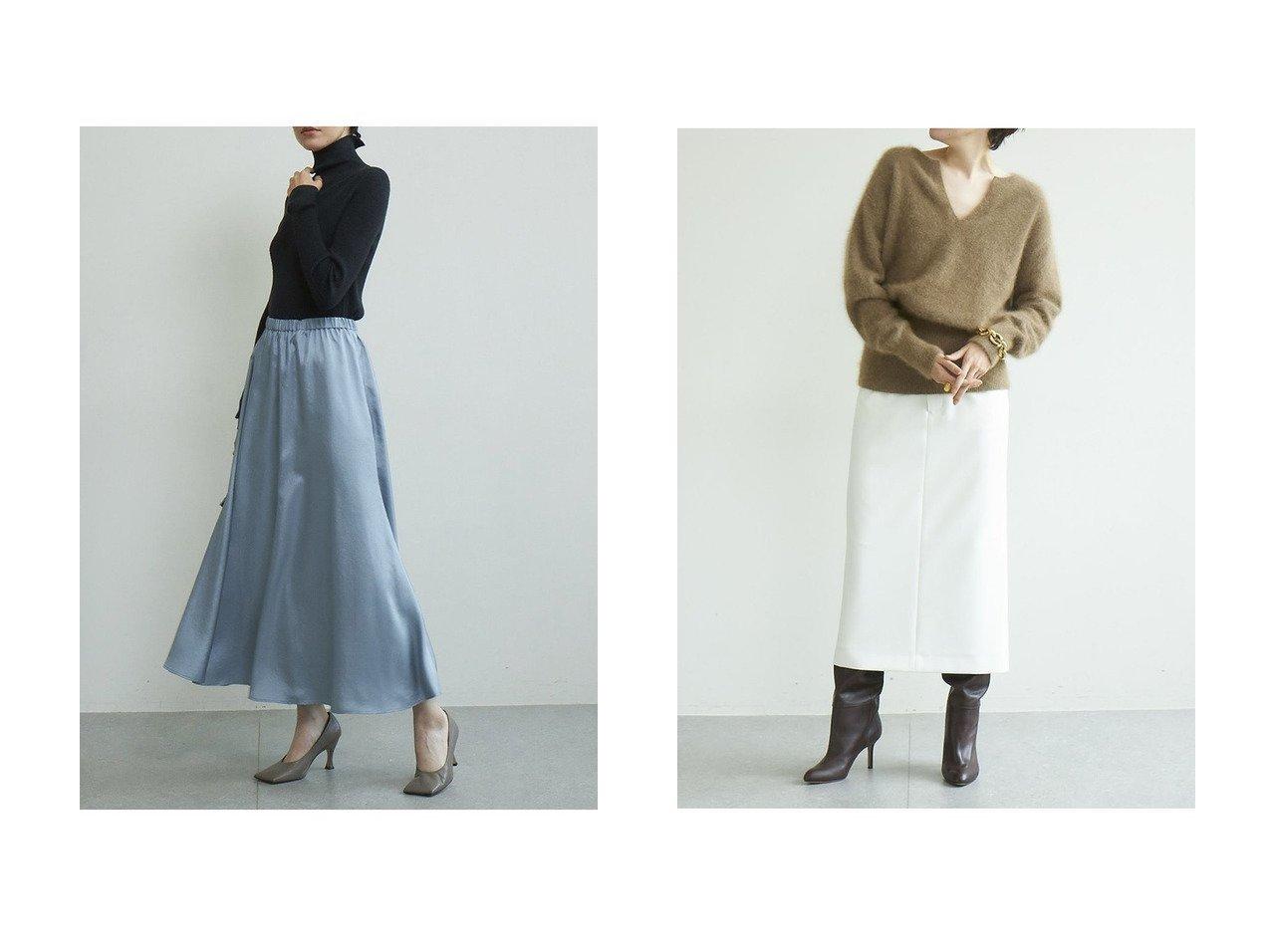 【GALLARDAGALANTE/ガリャルダガランテ】のツイルフレアスカート&タイトミディスカート 【スカート】おすすめ!人気、トレンド・レディースファッションの通販 おすすめで人気の流行・トレンド、ファッションの通販商品 インテリア・家具・メンズファッション・キッズファッション・レディースファッション・服の通販 founy(ファニー) https://founy.com/ ファッション Fashion レディースファッション WOMEN スカート Skirt Aライン/フレアスカート Flared A-Line Skirts ロングスカート Long Skirt 2020年 2020 2020-2021秋冬・A/W AW・Autumn/Winter・FW・Fall-Winter/2020-2021 2021年 2021 2021-2022秋冬・A/W AW・Autumn/Winter・FW・Fall-Winter・2021-2022 A/W・秋冬 AW・Autumn/Winter・FW・Fall-Winter ツイル フレア マーメイド ロング ジャケット ストレッチ スリット タイトスカート ダブル パーカー |ID:crp329100000067682
