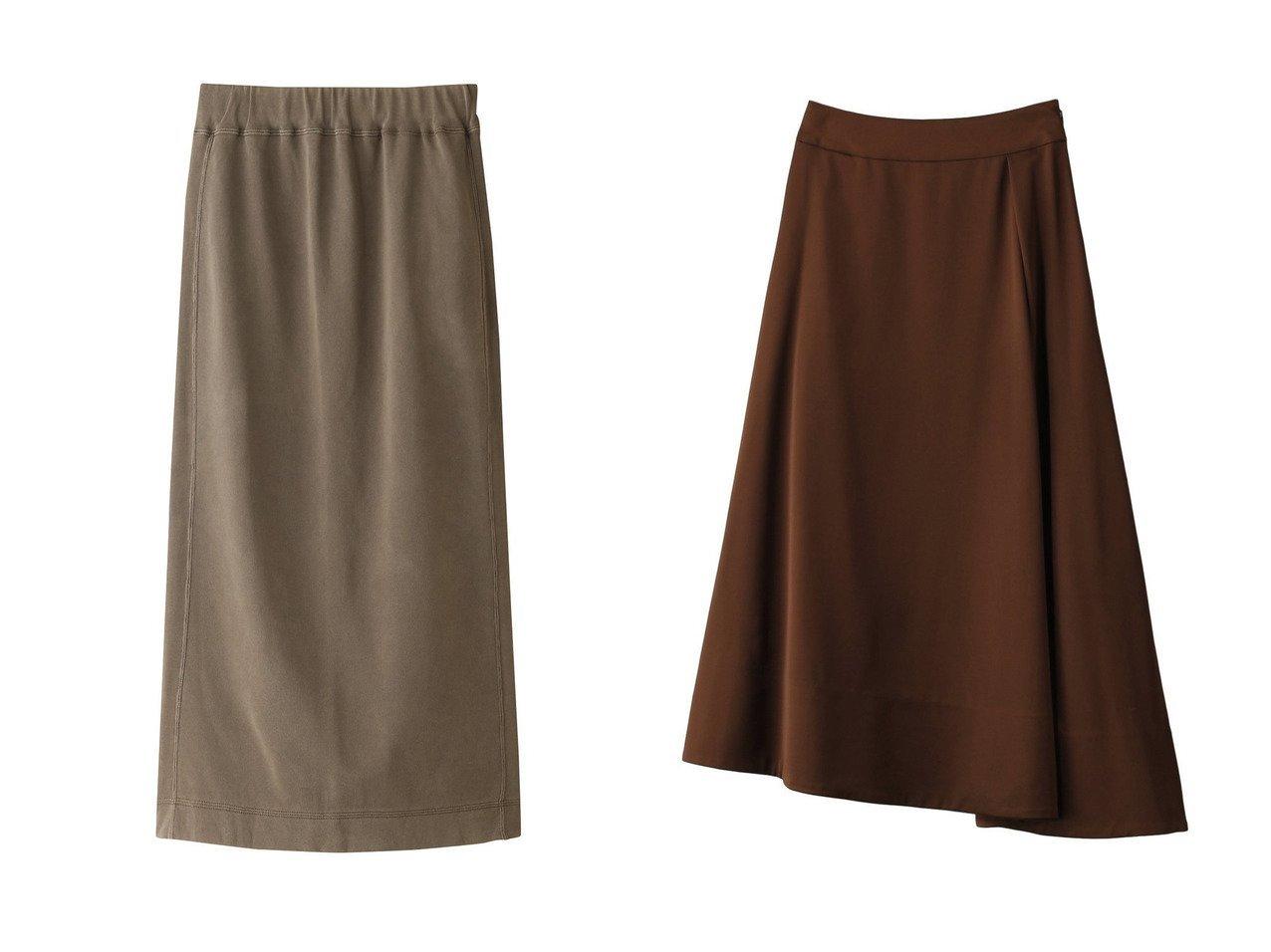 【1er Arrondissement/プルミエ アロンディスモン】のスウェットスカート&【LE CIEL BLEU/ルシェル ブルー】のVisウールサテンスカート 【スカート】おすすめ!人気、トレンド・レディースファッションの通販 おすすめで人気の流行・トレンド、ファッションの通販商品 インテリア・家具・メンズファッション・キッズファッション・レディースファッション・服の通販 founy(ファニー) https://founy.com/ ファッション Fashion レディースファッション WOMEN スカート Skirt ロングスカート Long Skirt 2020年 2020 2020-2021秋冬・A/W AW・Autumn/Winter・FW・Fall-Winter/2020-2021 2021年 2021 2021-2022秋冬・A/W AW・Autumn/Winter・FW・Fall-Winter・2021-2022 A/W・秋冬 AW・Autumn/Winter・FW・Fall-Winter おすすめ Recommend ストレート スリット リラックス ロング |ID:crp329100000067684