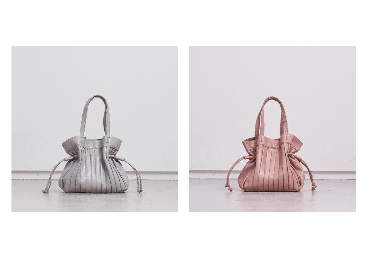 【Rouge vif/ルージュ ヴィフ】の【Avancer】カヌレ型ハンドバッグ 【バッグ・鞄】おすすめ!人気、トレンド・レディースファッションの通販 おすすめで人気の流行・トレンド、ファッションの通販商品 インテリア・家具・メンズファッション・キッズファッション・レディースファッション・服の通販 founy(ファニー) https://founy.com/ ファッション Fashion レディースファッション WOMEN バッグ Bag トレンド ハンドバッグ フィット フォルム ポケット |ID:crp329100000067746