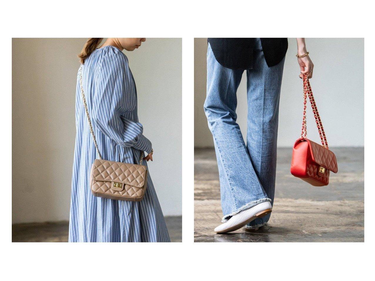 【NOBLE / Spick & Span/ノーブル / スピック&スパン】の3 【MAISON VINCENT】 チェーンバッグ 【バッグ・鞄】おすすめ!人気、トレンド・レディースファッションの通販 おすすめで人気の流行・トレンド、ファッションの通販商品 インテリア・家具・メンズファッション・キッズファッション・レディースファッション・服の通販 founy(ファニー) https://founy.com/ ファッション Fashion レディースファッション WOMEN バッグ Bag NEW・新作・新着・新入荷 New Arrivals 2021年 2021 2021-2022秋冬・A/W AW・Autumn/Winter・FW・Fall-Winter・2021-2022 A/W・秋冬 AW・Autumn/Winter・FW・Fall-Winter チェーン 再入荷 Restock/Back in Stock/Re Arrival |ID:crp329100000067747
