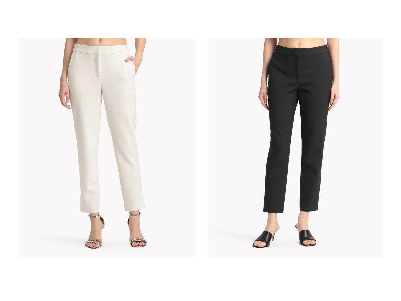 【Theory Luxe/セオリーリュクス】の【セットアップ対応商品】パンツ FROST STRTECH PELIN 【パンツ】おすすめ!人気、トレンド・レディースファッションの通販 おすすめで人気の流行・トレンド、ファッションの通販商品 インテリア・家具・メンズファッション・キッズファッション・レディースファッション・服の通販 founy(ファニー) https://founy.com/ ファッション Fashion レディースファッション WOMEN セットアップ Setup パンツ Pants おすすめ Recommend シューズ ショート ストレッチ セットアップ ドレス バランス フィット  ID:crp329100000068177