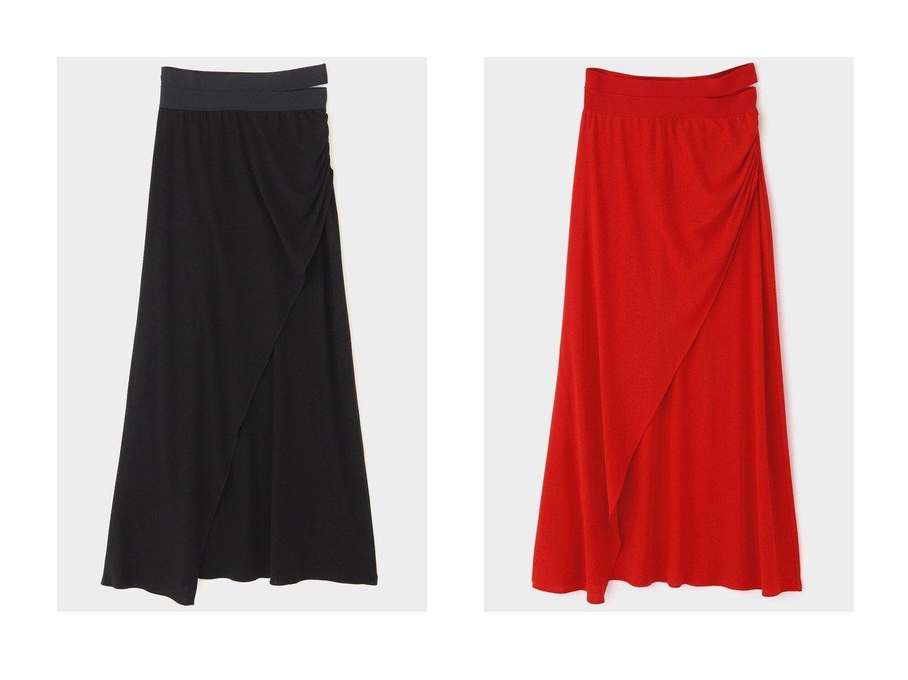 【LE PHIL/ル フィル】のスキンジャージースカート 【スカート】おすすめ!人気、トレンド・レディースファッションの通販 おすすめで人気の流行・トレンド、ファッションの通販商品 インテリア・家具・メンズファッション・キッズファッション・レディースファッション・服の通販 founy(ファニー) https://founy.com/ ファッション Fashion レディースファッション WOMEN スカート Skirt ロングスカート Long Skirt 2020年 2020 2020-2021秋冬・A/W AW・Autumn/Winter・FW・Fall-Winter/2020-2021 2021年 2021 2021-2022秋冬・A/W AW・Autumn/Winter・FW・Fall-Winter・2021-2022 A/W・秋冬 AW・Autumn/Winter・FW・Fall-Winter おすすめ Recommend ギャザー シンプル ジャージー ドレープ ラップ リラックス ロング  ID:crp329100000068445