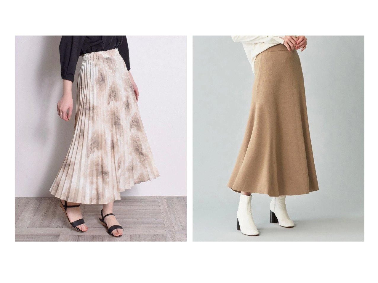 【any SiS/エニィ スィス】の【WEB&一部店舗限定】マーブルプリント スカート&【BEIGE,/ベイジ,】のニットスカート 【スカート】おすすめ!人気、トレンド・レディースファッションの通販 おすすめで人気の流行・トレンド、ファッションの通販商品 インテリア・家具・メンズファッション・キッズファッション・レディースファッション・服の通販 founy(ファニー) https://founy.com/ ファッション Fashion レディースファッション WOMEN スカート Skirt 送料無料 Free Shipping フェミニン プリント プリーツ マーブル ミモレ 2021年 2021 2021-2022秋冬・A/W AW・Autumn/Winter・FW・Fall-Winter・2021-2022 A/W・秋冬 AW・Autumn/Winter・FW・Fall-Winter おすすめ Recommend エレガント スウェット ハイネック パーカー フレア  ID:crp329100000068454