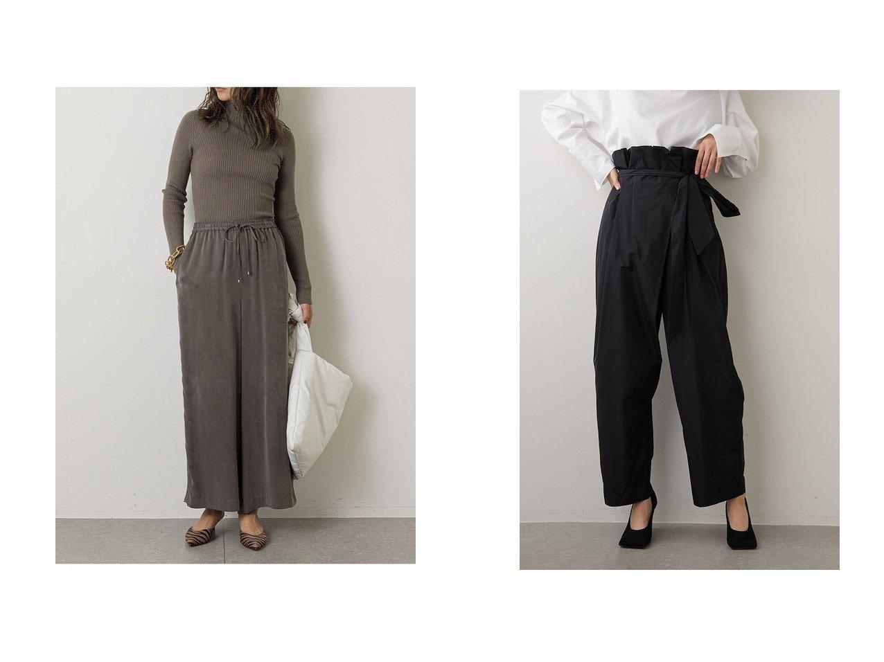 【Whim Gazette/ウィムガゼット】のタフタウエストマークパンツ&フィブリルイージーパンツ 【パンツ】おすすめ!人気、トレンド・レディースファッションの通販 おすすめで人気の流行・トレンド、ファッションの通販商品 インテリア・家具・メンズファッション・キッズファッション・レディースファッション・服の通販 founy(ファニー) https://founy.com/ ファッション Fashion レディースファッション WOMEN パンツ Pants ヴィンテージ キュプラ サテン ストレート A/W・秋冬 AW・Autumn/Winter・FW・Fall-Winter 2020年 2020 2021年 2021 2020-2021秋冬・A/W AW・Autumn/Winter・FW・Fall-Winter/2020-2021 2021-2022秋冬・A/W AW・Autumn/Winter・FW・Fall-Winter・2021-2022 |ID:crp329100000068555