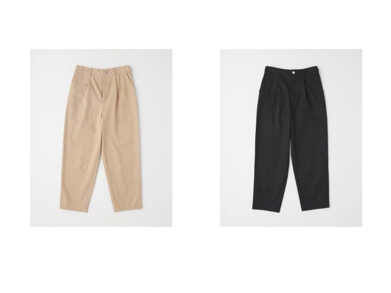 【TWW / Traditional Weatherwear/トラディショナル ウェザーウェア】の【UNION WEAR】SIDE ADJUST TAPERED PANTS 【パンツ】おすすめ!人気、トレンド・レディースファッションの通販 おすすめで人気の流行・トレンド、ファッションの通販商品 インテリア・家具・メンズファッション・キッズファッション・レディースファッション・服の通販 founy(ファニー) https://founy.com/ ファッション Fashion レディースファッション WOMEN パンツ Pants デニム パターン ボーダー ワーク |ID:crp329100000068559
