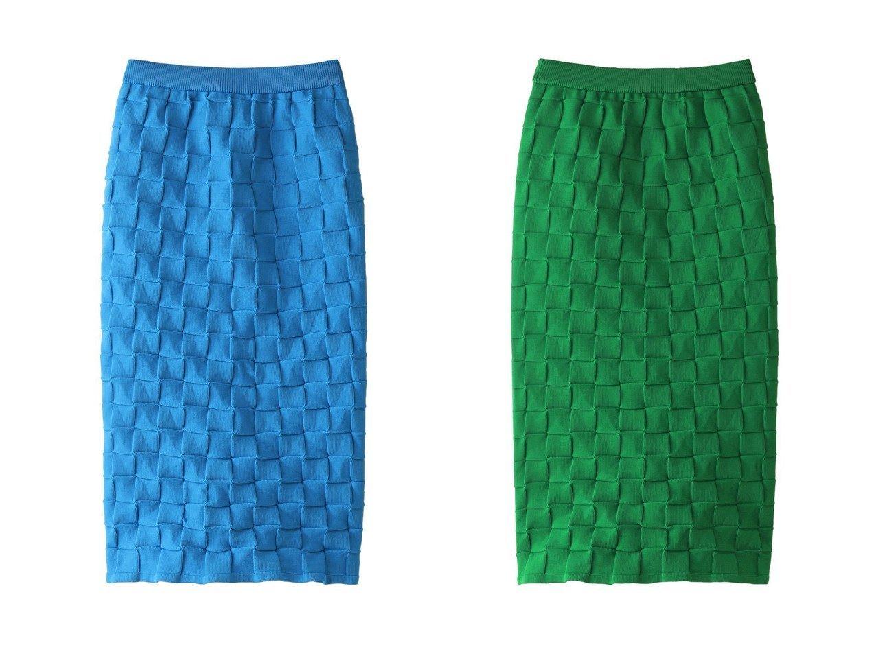 【MAISON SPECIAL/メゾンスペシャル】のブロックチェックニットカラースカート 【スカート】おすすめ!人気、トレンド・レディースファッションの通販 おすすめで人気の流行・トレンド、ファッションの通販商品 インテリア・家具・メンズファッション・キッズファッション・レディースファッション・服の通販 founy(ファニー) https://founy.com/ ファッション Fashion レディースファッション WOMEN スカート Skirt 2020年 2020 2020-2021秋冬・A/W AW・Autumn/Winter・FW・Fall-Winter/2020-2021 2021年 2021 2021-2022秋冬・A/W AW・Autumn/Winter・FW・Fall-Winter・2021-2022 A/W・秋冬 AW・Autumn/Winter・FW・Fall-Winter シンプル チェック ブロック  ID:crp329100000068569