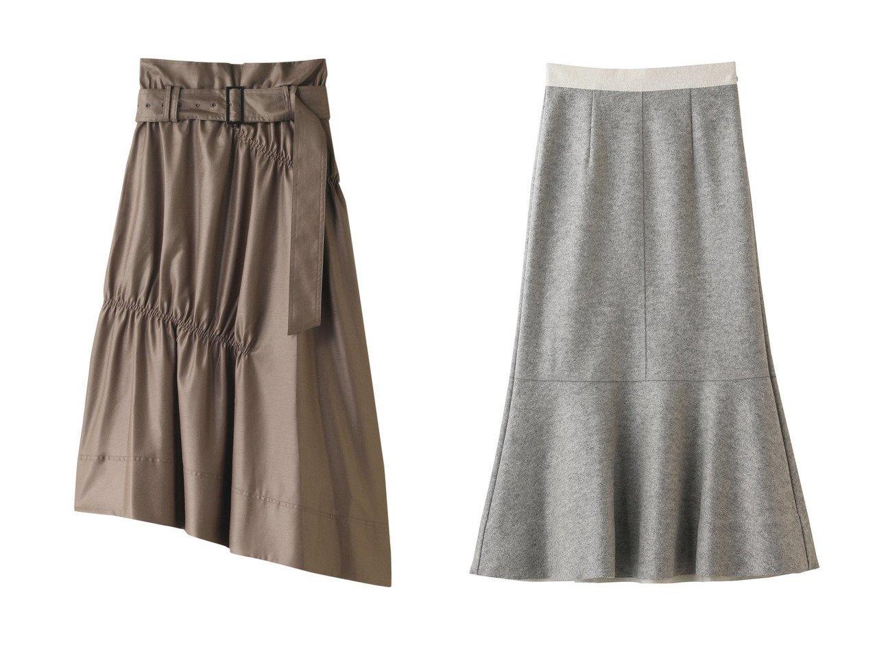 【MAISON SPECIAL/メゾンスペシャル】のレザーライクギャザースカート&【LE CIEL BLEU/ルシェル ブルー】のバイカラージャージースカート 【スカート】おすすめ!人気、トレンド・レディースファッションの通販 おすすめで人気の流行・トレンド、ファッションの通販商品 インテリア・家具・メンズファッション・キッズファッション・レディースファッション・服の通販 founy(ファニー) https://founy.com/ ファッション Fashion レディースファッション WOMEN スカート Skirt ロングスカート Long Skirt 2020年 2020 2020-2021秋冬・A/W AW・Autumn/Winter・FW・Fall-Winter/2020-2021 2021年 2021 2021-2022秋冬・A/W AW・Autumn/Winter・FW・Fall-Winter・2021-2022 A/W・秋冬 AW・Autumn/Winter・FW・Fall-Winter アシンメトリー ギャザー パーティ ジャージー メランジ ロング  ID:crp329100000068570