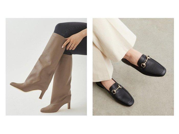 【Plage/プラージュ】の【ネブローニ】NAPPA HEEL ブーツ&【ROPE'/ロペ】の【21AW】レザービットローファー 【シューズ・靴】おすすめ!人気、トレンド・レディースファッションの通販 おすすめ人気トレンドファッション通販アイテム 人気、トレンドファッション・服の通販 founy(ファニー) ファッション Fashion レディースファッション WOMEN 2021年 2021 2021-2022秋冬・A/W AW・Autumn/Winter・FW・Fall-Winter・2021-2022 A/W・秋冬 AW・Autumn/Winter・FW・Fall-Winter シューズ スクエア バランス フィット フォルム マニッシュ 定番 Standard イタリア ショート ハンド ロング |ID:crp329100000068592