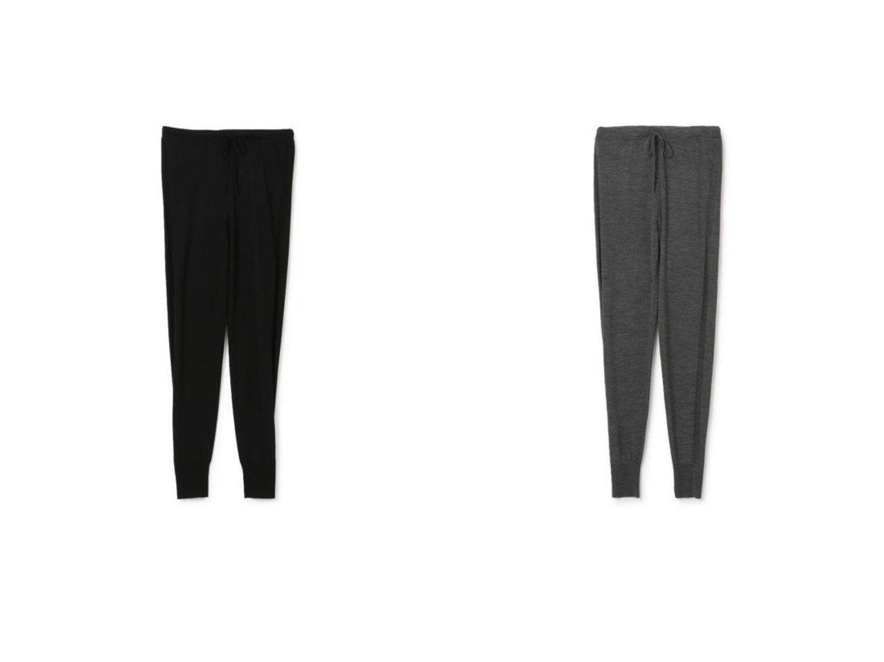 【SCYE/サイ】のExtra Fine Merino Wool Knitted Leggings 【パンツ】おすすめ!人気、トレンド・レディースファッションの通販 おすすめで人気の流行・トレンド、ファッションの通販商品 インテリア・家具・メンズファッション・キッズファッション・レディースファッション・服の通販 founy(ファニー) https://founy.com/ ファッション Fashion レディースファッション WOMEN パンツ Pants レギンス Leggings レッグウェア Legwear アンダー レギンス ロング  ID:crp329100000069126