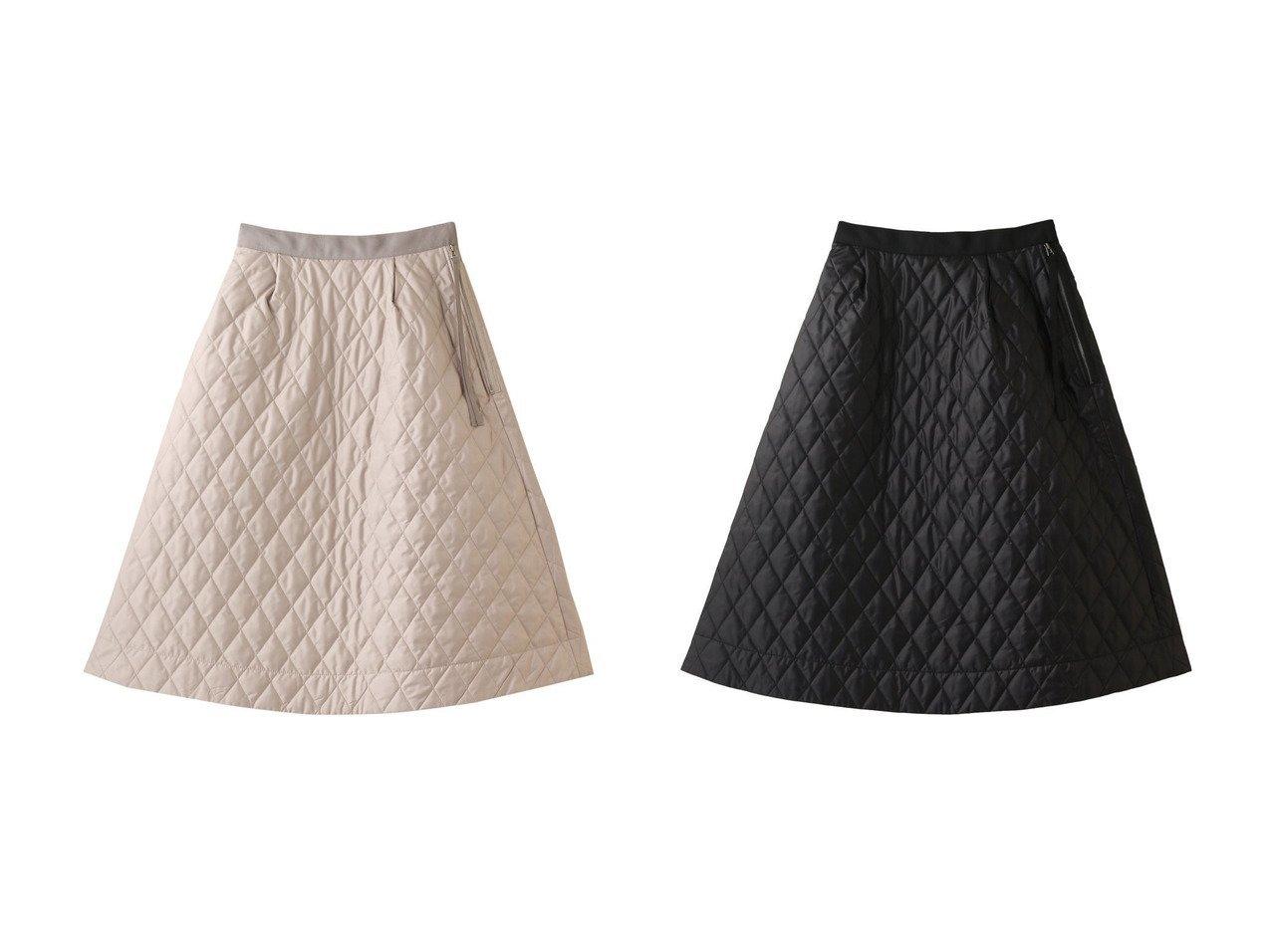 【LANVIN en Bleu/ランバン オン ブルー】のキルティングスカート 【スカート】おすすめ!人気、トレンド・レディースファッションの通販 おすすめで人気の流行・トレンド、ファッションの通販商品 インテリア・家具・メンズファッション・キッズファッション・レディースファッション・服の通販 founy(ファニー) https://founy.com/ ファッション Fashion レディースファッション WOMEN スカート Skirt ロングスカート Long Skirt A/W・秋冬 AW・Autumn/Winter・FW・Fall-Winter キルティング グログラン リボン ロング |ID:crp329100000069136