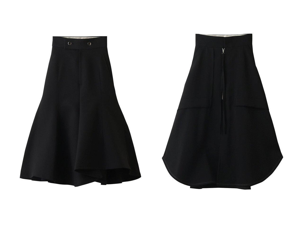 【Ujoh/ウジョー】のランダムヘムスカート&ワークフレアスカート 【スカート】おすすめ!人気、トレンド・レディースファッションの通販 おすすめで人気の流行・トレンド、ファッションの通販商品 インテリア・家具・メンズファッション・キッズファッション・レディースファッション・服の通販 founy(ファニー) https://founy.com/ ファッション Fashion レディースファッション WOMEN スカート Skirt Aライン/フレアスカート Flared A-Line Skirts エレガント バランス フレア シンプル ポケット ワーク |ID:crp329100000069142