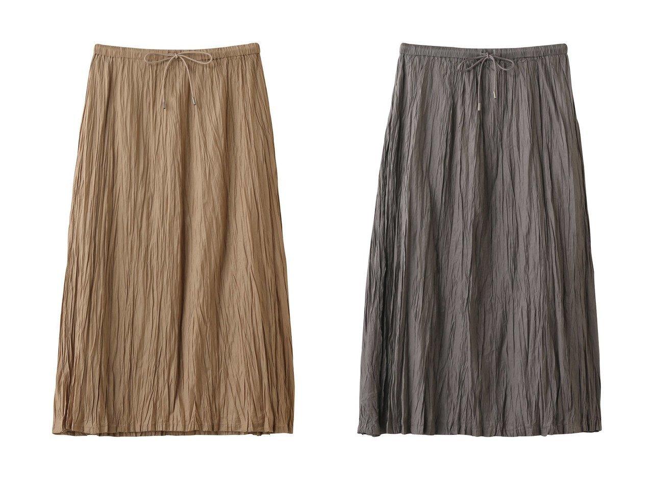【MIDIUMISOLID/ミディウミソリッド】のスカート 【スカート】おすすめ!人気、トレンド・レディースファッションの通販 おすすめで人気の流行・トレンド、ファッションの通販商品 インテリア・家具・メンズファッション・キッズファッション・レディースファッション・服の通販 founy(ファニー) https://founy.com/ ファッション Fashion レディースファッション WOMEN スカート Skirt ロングスカート Long Skirt シンプル フレア ロング |ID:crp329100000069145