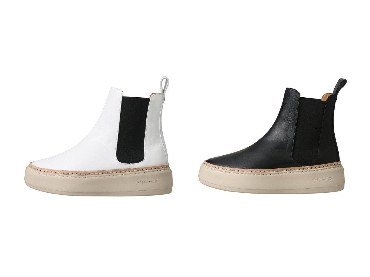 【J&M DAVIDSON/ジェイアンドエム デヴィッドソン】のCHELSEA SNEAKER 【シューズ・靴】おすすめ!人気、トレンド・レディースファッションの通販 おすすめで人気の流行・トレンド、ファッションの通販商品 インテリア・家具・メンズファッション・キッズファッション・レディースファッション・服の通販 founy(ファニー) https://founy.com/ ファッション Fashion レディースファッション WOMEN なめらか スニーカー |ID:crp329100000069186
