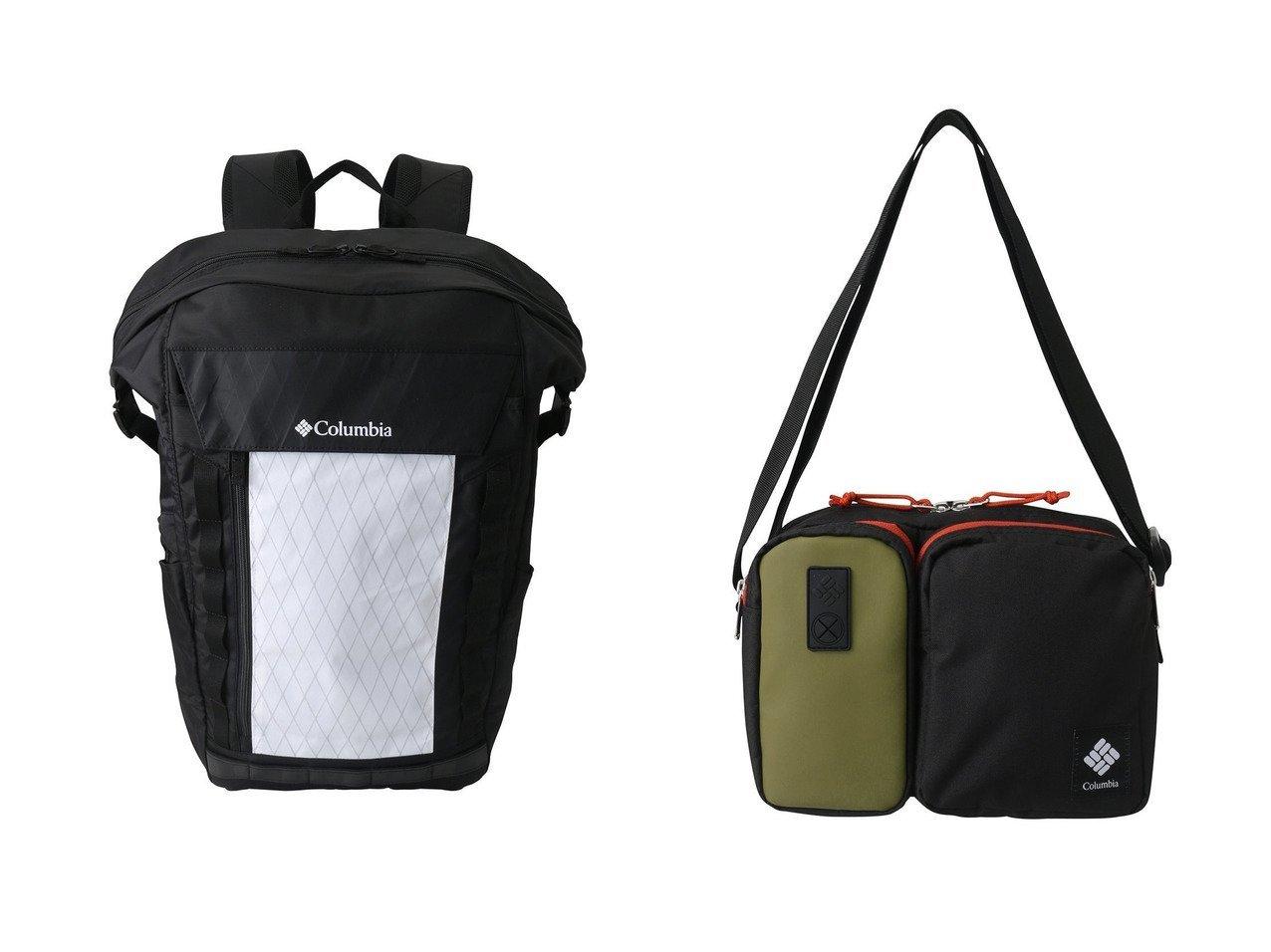 【Columbia/コロンビア】の【UNISEX】スマッシングブラフ30Lバックパック&【UNISEX】ナイオベショルダー 【バッグ・鞄】おすすめ!人気、トレンド・レディースファッションの通販 おすすめで人気の流行・トレンド、ファッションの通販商品 インテリア・家具・メンズファッション・キッズファッション・レディースファッション・服の通販 founy(ファニー) https://founy.com/ ファッション Fashion レディースファッション WOMEN バッグ Bag スポーツウェア Sportswear スポーツ バッグ/ポーチ Bag UNISEX アウトドア シンプル スポーツ スリーブ ポケット 軽量 ポーチ |ID:crp329100000069202