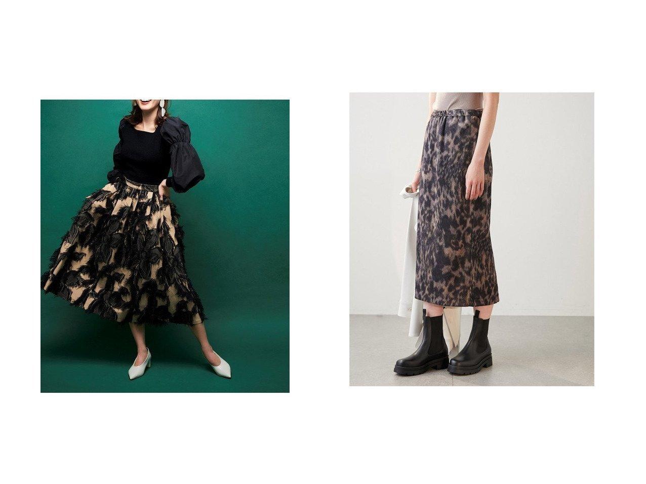 【Whim Gazette/ウィムガゼット】のWEB限定 ハイエナベロアスカート&【CELFORD/セルフォード】のカットジャガードスカート 【スカート】おすすめ!人気、トレンド・レディースファッションの通販 おすすめで人気の流行・トレンド、ファッションの通販商品 インテリア・家具・メンズファッション・キッズファッション・レディースファッション・服の通販 founy(ファニー) https://founy.com/ ファッション Fashion レディースファッション WOMEN スカート Skirt ロングスカート Long Skirt キュプラ フリンジ モチーフ ロング クラッシュ シューズ ストレッチ タイトスカート 人気 フラット ベロア A/W・秋冬 AW・Autumn/Winter・FW・Fall-Winter 2021年 2021 S/S・春夏 SS・Spring/Summer 2021春夏・S/S SS/Spring/Summer/2021 2021-2022秋冬・A/W AW・Autumn/Winter・FW・Fall-Winter・2021-2022 |ID:crp329100000069614