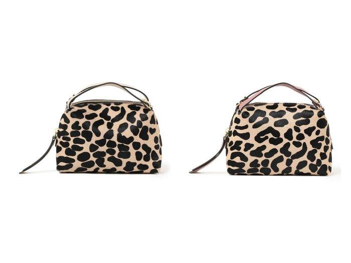 【Demi-Luxe BEAMS/デミルクス ビームス】のALIFA 2WAY レオパードバッグ S 【バッグ・鞄】おすすめ!人気、トレンド・レディースファッションの通販 おすすめ人気トレンドファッション通販アイテム インテリア・キッズ・メンズ・レディースファッション・服の通販 founy(ファニー) https://founy.com/ ファッション Fashion レディースファッション WOMEN バッグ Bag アクセサリー イタリア クラシック コレクション 定番 Standard 人気 フォルム モダン レオパード |ID:crp329100000069641