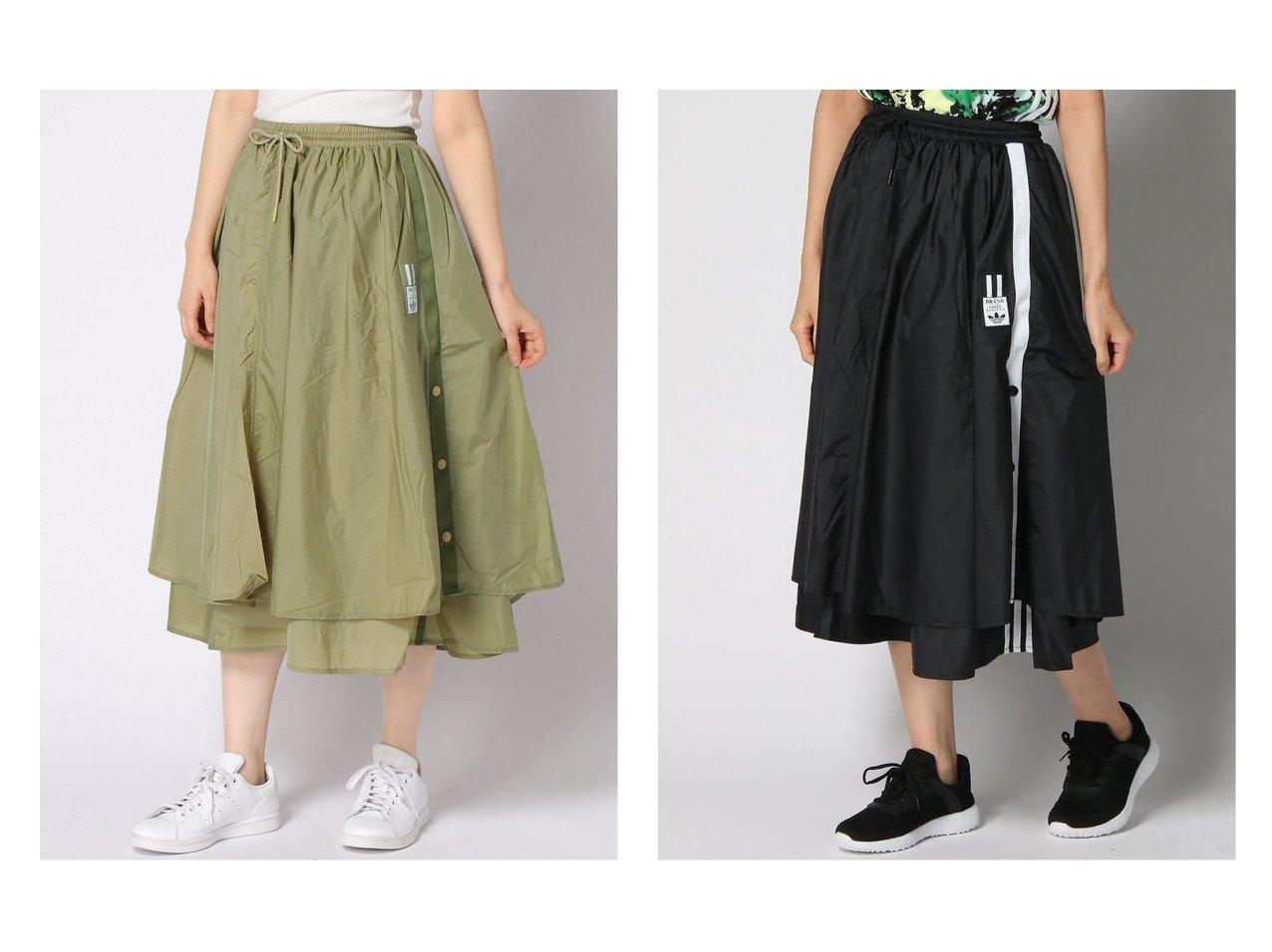 【adidas Originals/アディダス オリジナルス】のアディブレイク スカート アディダスオリジナルス おすすめ!人気、トレンド・レディースファッションの通販 おすすめで人気の流行・トレンド、ファッションの通販商品 インテリア・家具・メンズファッション・キッズファッション・レディースファッション・服の通販 founy(ファニー) https://founy.com/ ファッション Fashion レディースファッション WOMEN スカート Skirt おすすめ Recommend キャミソール サングラス スポーツ タフタ ミックス |ID:crp329100000070061
