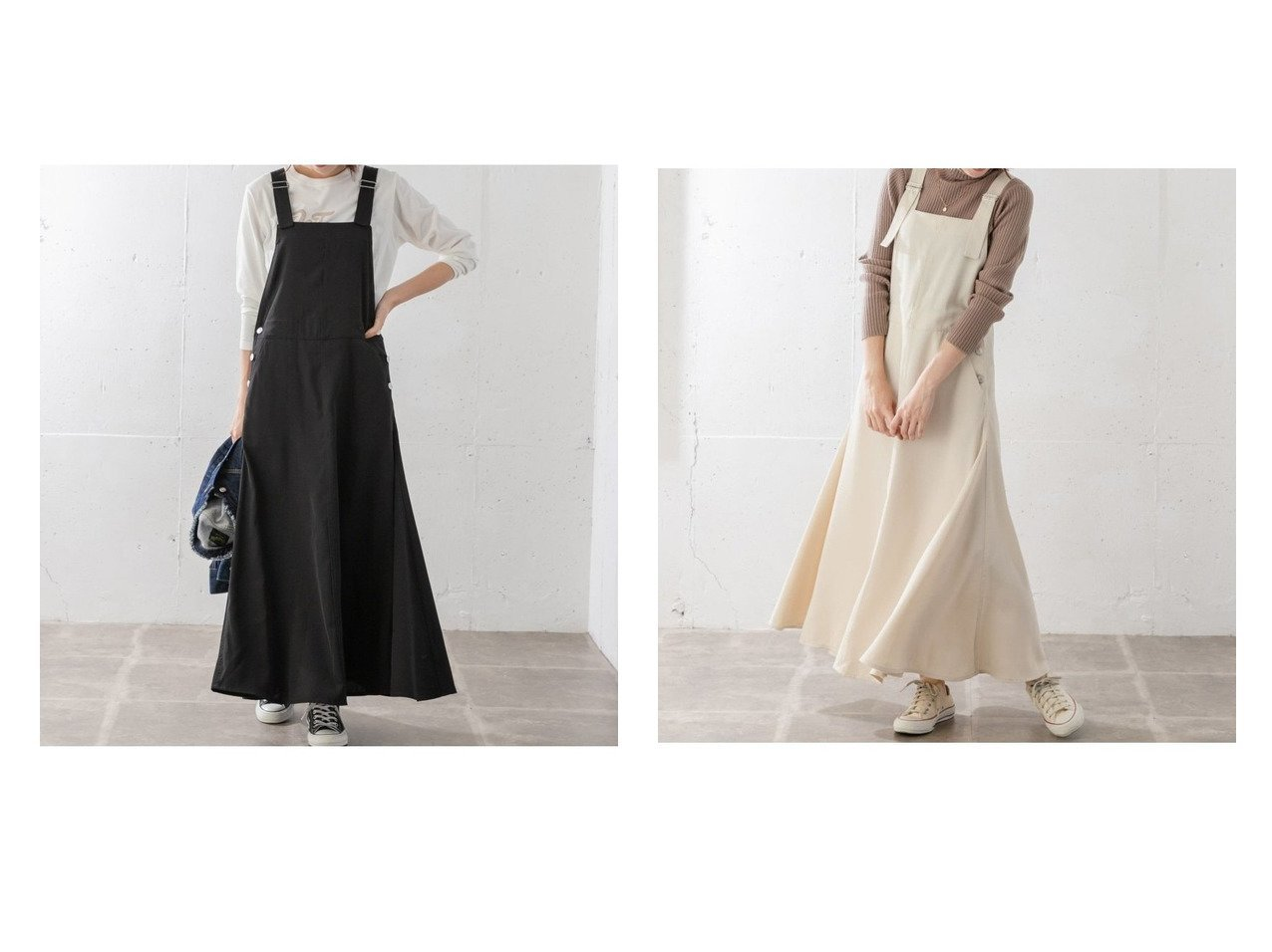 【Sonny Label / URBAN RESEARCH/サニーレーベル】の【WEB限定】フレアジャンパースカート 【スカート】おすすめ!人気、トレンド・レディースファッションの通販 おすすめで人気の流行・トレンド、ファッションの通販商品 インテリア・家具・メンズファッション・キッズファッション・レディースファッション・服の通販 founy(ファニー) https://founy.com/ ファッション Fashion レディースファッション WOMEN スカート Skirt NEW・新作・新着・新入荷 New Arrivals とろみ シューズ ショルダー  ID:crp329100000070089