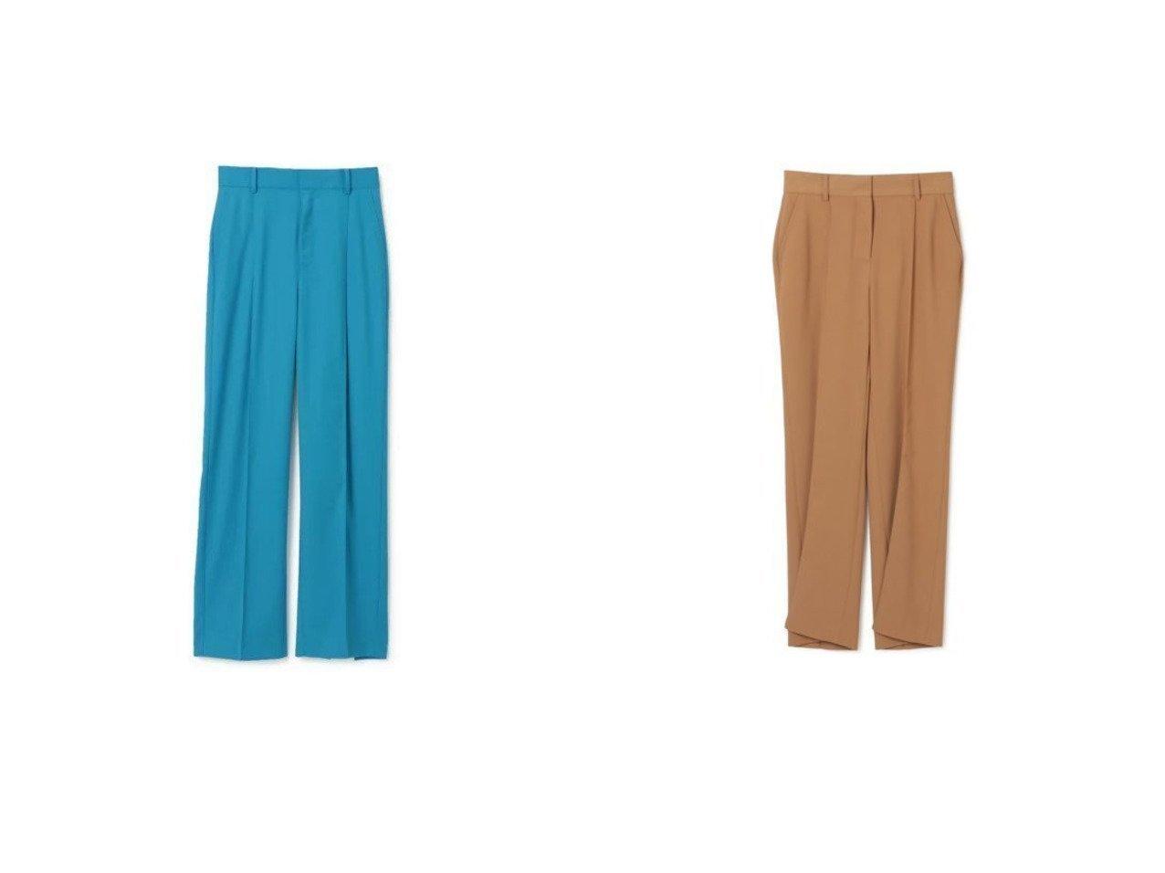 【LE CIEL BLEU/ルシェル ブルー】のBackSlitHemPT&【SEE BY CHLOE/シー バイ クロエ】のTrouser 【パンツ】おすすめ!人気、トレンド・レディースファッションの通販 おすすめで人気の流行・トレンド、ファッションの通販商品 インテリア・家具・メンズファッション・キッズファッション・レディースファッション・服の通販 founy(ファニー) https://founy.com/ ファッション Fashion レディースファッション WOMEN パンツ Pants 2021年 2021 2021-2022秋冬・A/W AW・Autumn/Winter・FW・Fall-Winter・2021-2022 A/W・秋冬 AW・Autumn/Winter・FW・Fall-Winter フロント マニッシュ 洗える ストレート スリット センター フォルム |ID:crp329100000070195