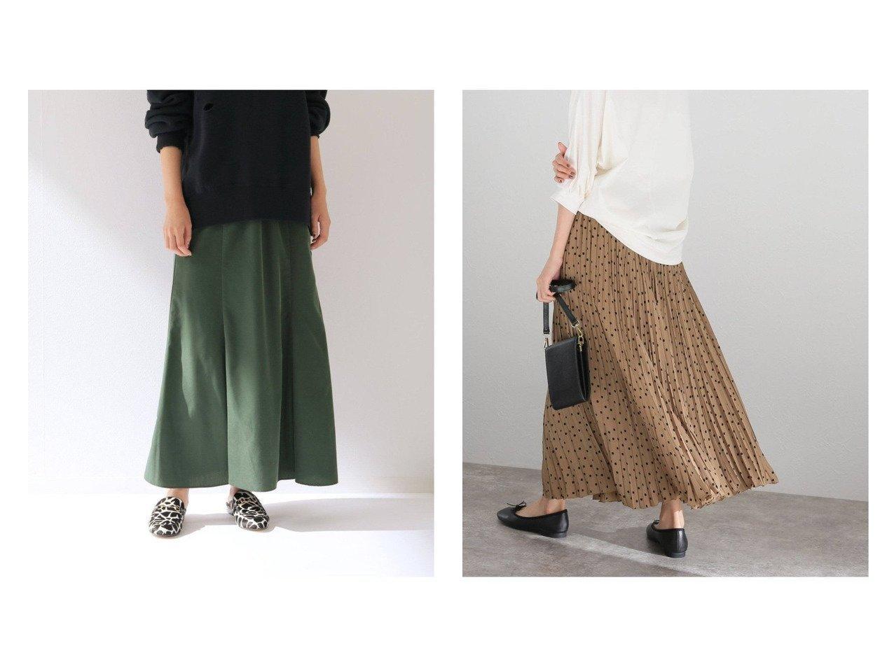 【La TOTALITE/ラ トータリテ】のドットサテンサーキュラープリーツスカート&【FRAMeWORK/フレームワーク】のレーヨンマーメイドスカート 【スカート】おすすめ!人気、トレンド・レディースファッションの通販 おすすめで人気の流行・トレンド、ファッションの通販商品 インテリア・家具・メンズファッション・キッズファッション・レディースファッション・服の通販 founy(ファニー) https://founy.com/ ファッション Fashion レディースファッション WOMEN スカート Skirt プリーツスカート Pleated Skirts ロングスカート Long Skirt クラシカル コンパクト サンダル ドット フィット プリント プリーツ リブニット リラックス ロング A/W・秋冬 AW・Autumn/Winter・FW・Fall-Winter 2021年 2021 2021-2022秋冬・A/W AW・Autumn/Winter・FW・Fall-Winter・2021-2022 NEW・新作・新着・新入荷 New Arrivals 冬 Winter |ID:crp329100000070210