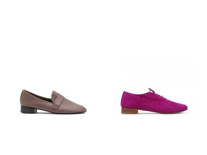 【repetto/レペット】のMaestro Loafers【New Size】&Zizi Oxford Shoes【New Size】 【シューズ・靴】おすすめ!人気、トレンド・レディースファッションの通販 おすすめ人気トレンドファッション通販アイテム 人気、トレンドファッション・服の通販 founy(ファニー)  ファッション Fashion レディースファッション WOMEN エレガント シューズ シンプル スウェード フラット  ID:crp329100000070226