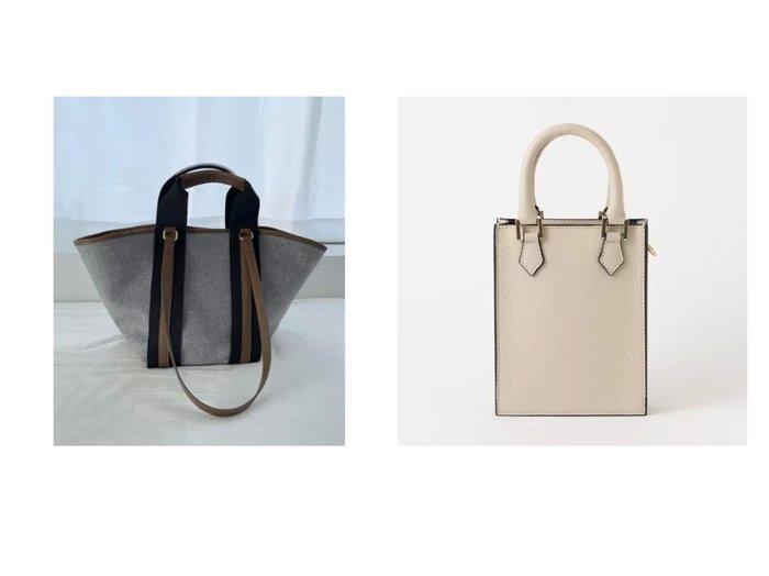 【marjour/マージュール】の[Kiara]2WAY FELT BAG&【qualite/カリテ】の【AULENTTI】スクエアバッグ 【バッグ・鞄】おすすめ!人気、トレンド・レディースファッションの通販 おすすめ人気トレンドファッション通販アイテム 人気、トレンドファッション・服の通販 founy(ファニー)  ファッション Fashion レディースファッション WOMEN バッグ Bag イタリア スクエア トレンド ハンドバッグ ショルダー 人気 フェルト ベーシック A/W・秋冬 AW・Autumn/Winter・FW・Fall-Winter S/S・春夏 SS・Spring/Summer  ID:crp329100000070241