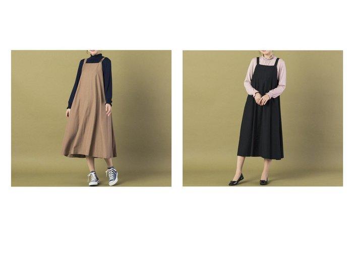 【Rose Tiara/ローズティアラ】の【ouchi de Rose 】ロングキャミワンピース 【ワンピース・ドレス】おすすめ!人気、トレンド・レディースファッションの通販 おすすめ人気トレンドファッション通販アイテム 人気、トレンドファッション・服の通販 founy(ファニー)  ファッション Fashion レディースファッション WOMEN ワンピース Dress キャミワンピース No Sleeve Dresses NEW・新作・新着・新入荷 New Arrivals カットソー シンプル パーカー フレア ポケット リボン リラックス ロング  ID:crp329100000070301