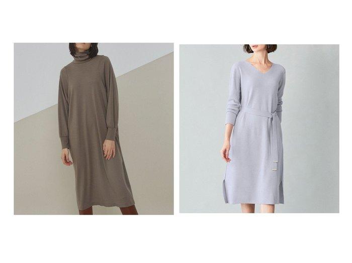 【BEIGE,/ベイジ,】のハイネックワンピース&ニットワンピース 【ワンピース・ドレス】おすすめ!人気、トレンド・レディースファッションの通販 おすすめ人気トレンドファッション通販アイテム 人気、トレンドファッション・服の通販 founy(ファニー) ファッション Fashion レディースファッション WOMEN ワンピース Dress ニットワンピース Knit Dresses 今季 シンプル スリット ドレス 定番 Standard 人気 羽織 A/W・秋冬 AW・Autumn/Winter・FW・Fall-Winter 2021年 2021 2021-2022秋冬・A/W AW・Autumn/Winter・FW・Fall-Winter・2021-2022 送料無料 Free Shipping  ID:crp329100000070305