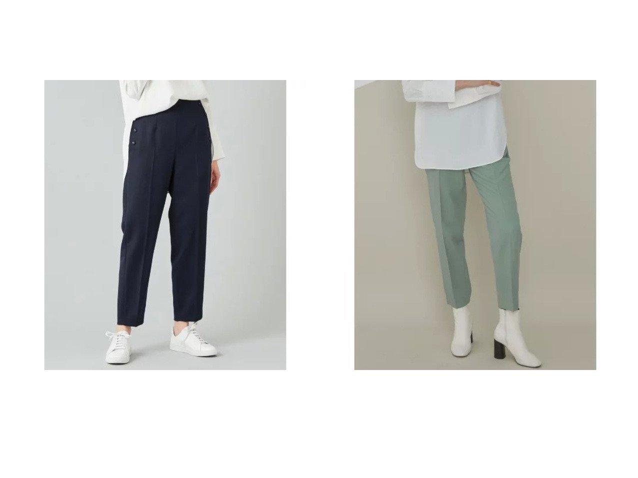 【BEIGE,/ベイジ,】の【Oggi 10月号掲載】 テーパードパンツ ファッション雑誌・Webマガジン掲載、おすすめ!人気、トレンド・レディースファッションの通販 おすすめで人気の流行・トレンド、ファッションの通販商品 インテリア・家具・メンズファッション・キッズファッション・レディースファッション・服の通販 founy(ファニー) https://founy.com/ 雑誌掲載アイテム Magazine Items ファッション雑誌 Fashion Magazines オッジ Oggi ファッション Fashion レディースファッション WOMEN パンツ Pants 10月号 2021年 2021 2021-2022秋冬・A/W AW・Autumn/Winter・FW・Fall-Winter・2021-2022 A/W・秋冬 AW・Autumn/Winter・FW・Fall-Winter センター ベーシック 無地 雑誌 |ID:crp329100000070416