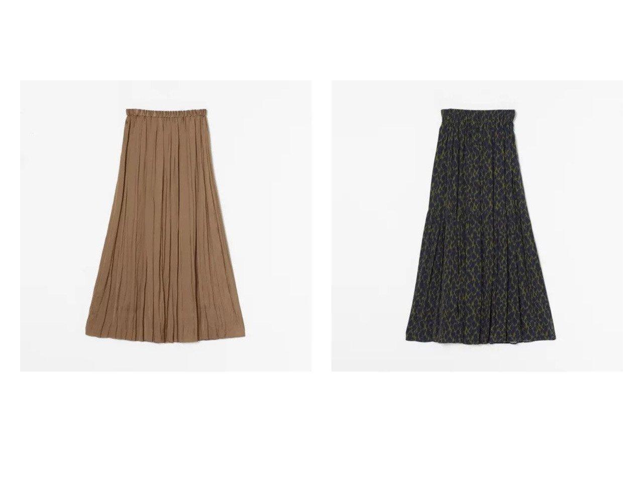 【SACRA/サクラ】のAIRY PLEATS&LEOPARD 【スカート】おすすめ!人気、トレンド・レディースファッションの通販 おすすめで人気の流行・トレンド、ファッションの通販商品 インテリア・家具・メンズファッション・キッズファッション・レディースファッション・服の通販 founy(ファニー) https://founy.com/ ファッション Fashion レディースファッション WOMEN スカート Skirt エアリー プリーツ マキシ ランダム ロング A/W・秋冬 AW・Autumn/Winter・FW・Fall-Winter S/S・春夏 SS・Spring/Summer ティアード ティアードスカート 夏 Summer 春 Spring  ID:crp329100000070574