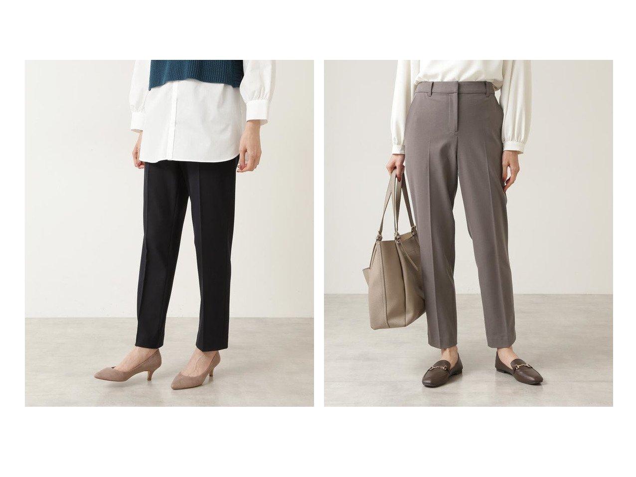 【NATURAL BEAUTY BASIC/ナチュラル ビューティー ベーシック】のコスミカルウォームライトセットアップ パンツ 【パンツ】おすすめ!人気、トレンド・レディースファッションの通販 おすすめで人気の流行・トレンド、ファッションの通販商品 インテリア・家具・メンズファッション・キッズファッション・レディースファッション・服の通販 founy(ファニー) https://founy.com/ ファッション Fashion レディースファッション WOMEN セットアップ Setup パンツ Pants ジャケット ストレッチ セットアップ |ID:crp329100000070651