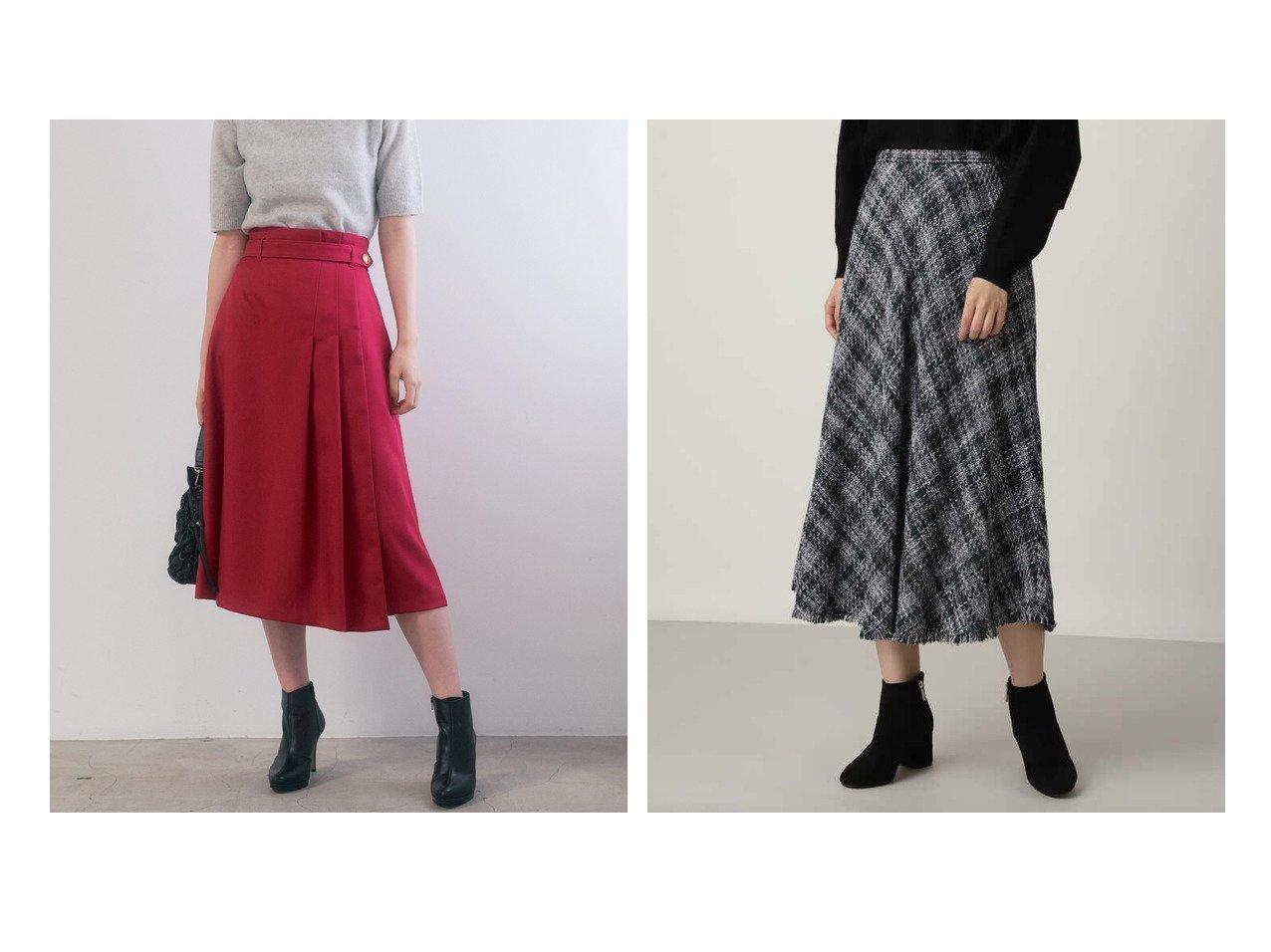 【ANAYI/アナイ】のツイルアシメ スカート&【NATURAL BEAUTY BASIC/ナチュラル ビューティー ベーシック】のミックスツイードスカート 【スカート】おすすめ!人気、トレンド・レディースファッションの通販 おすすめで人気の流行・トレンド、ファッションの通販商品 インテリア・家具・メンズファッション・キッズファッション・レディースファッション・服の通販 founy(ファニー) https://founy.com/ ファッション Fashion レディースファッション WOMEN スカート Skirt A/W・秋冬 AW・Autumn/Winter・FW・Fall-Winter 冬 Winter アシンメトリー ツイル 再入荷 Restock/Back in Stock/Re Arrival ショート スニーカー ツイード フリンジ フレア ミックス ミドル |ID:crp329100000070678