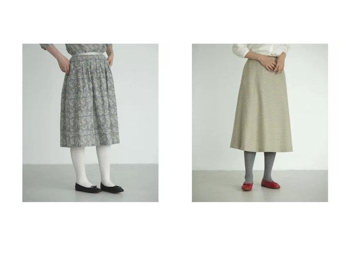 【Sally Scott/サリースコット】のLandolt スカート&Toning スカート 【スカート】おすすめ!人気、トレンド・レディースファッションの通販 おすすめ人気トレンドファッション通販アイテム インテリア・キッズ・メンズ・レディースファッション・服の通販 founy(ファニー) https://founy.com/ ファッション Fashion レディースファッション WOMEN スカート Skirt ジャカード セットアップ フォルム ボーダー ポケット マキシ モチーフ ロング おすすめ Recommend イエロー クラシカル |ID:crp329100000070679