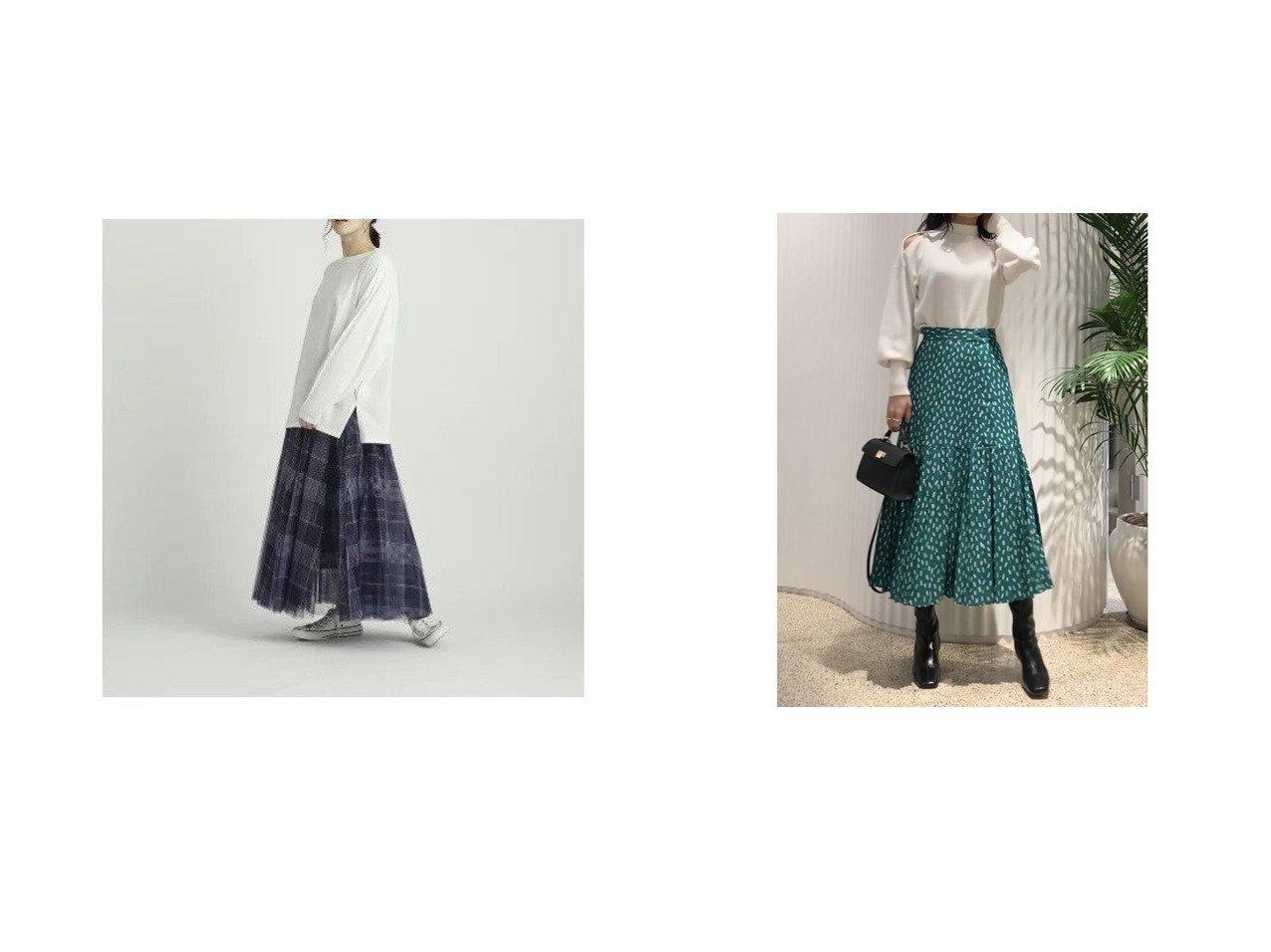【DRWCYS/ドロシーズ】のチェックチュールスカート&【SNIDEL/スナイデル】のスクエアドットプリーツスカート 【スカート】おすすめ!人気、トレンド・レディースファッションの通販 おすすめで人気の流行・トレンド、ファッションの通販商品 インテリア・家具・メンズファッション・キッズファッション・レディースファッション・服の通販 founy(ファニー) https://founy.com/ ファッション Fashion レディースファッション WOMEN スカート Skirt プリーツスカート Pleated Skirts おすすめ Recommend コンパクト チェック チュール ポケット マキシ ロング 洗える クラシカル スマート ドット フレア プリント プリーツ ラップ A/W・秋冬 AW・Autumn/Winter・FW・Fall-Winter 2021年 2021 2021-2022秋冬・A/W AW・Autumn/Winter・FW・Fall-Winter・2021-2022 |ID:crp329100000070683