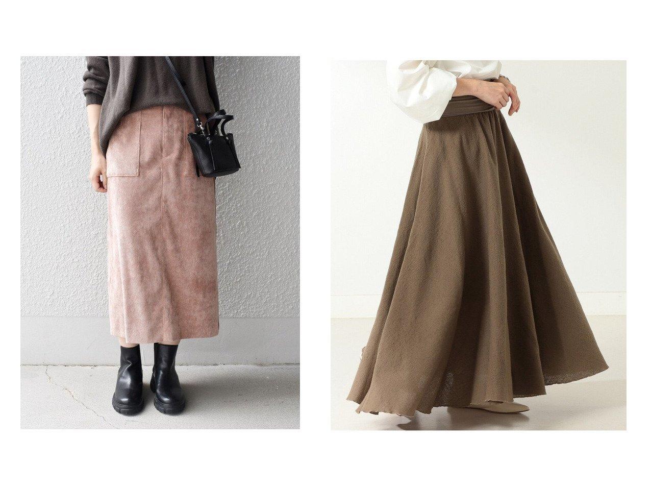 【Demi-Luxe BEAMS/デミルクス ビームス】のAK+ 2WAY ウールマキシスカート 21AW&【SHIPS/シップス フォー ウィメン】の手洗い可能 コーデュロイタイトスカート 【スカート】おすすめ!人気、トレンド・レディースファッションの通販 おすすめで人気の流行・トレンド、ファッションの通販商品 インテリア・家具・メンズファッション・キッズファッション・レディースファッション・服の通販 founy(ファニー) https://founy.com/ ファッション Fashion レディースファッション WOMEN スカート Skirt ロングスカート Long Skirt コーデュロイ シューズ シンプル ストレッチ タイトスカート バランス フラット NEW・新作・新着・新入荷 New Arrivals パターン ベーシック メンズ ロング ワッシャー A/W・秋冬 AW・Autumn/Winter・FW・Fall-Winter 2021年 2021 2021-2022秋冬・A/W AW・Autumn/Winter・FW・Fall-Winter・2021-2022 |ID:crp329100000070686