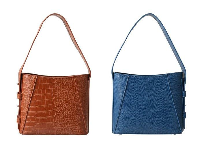 【HVISK/ヴィスク】のBRINY SMALL MATTE CROCO ハンドバッグ&BRINY SMALL SNAKE ハンドバッグ 【バッグ・鞄】おすすめ!人気、トレンド・レディースファッションの通販 おすすめ人気トレンドファッション通販アイテム 人気、トレンドファッション・服の通販 founy(ファニー)  ファッション Fashion レディースファッション WOMEN バッグ Bag クロコ ハンドバッグ |ID:crp329100000070715