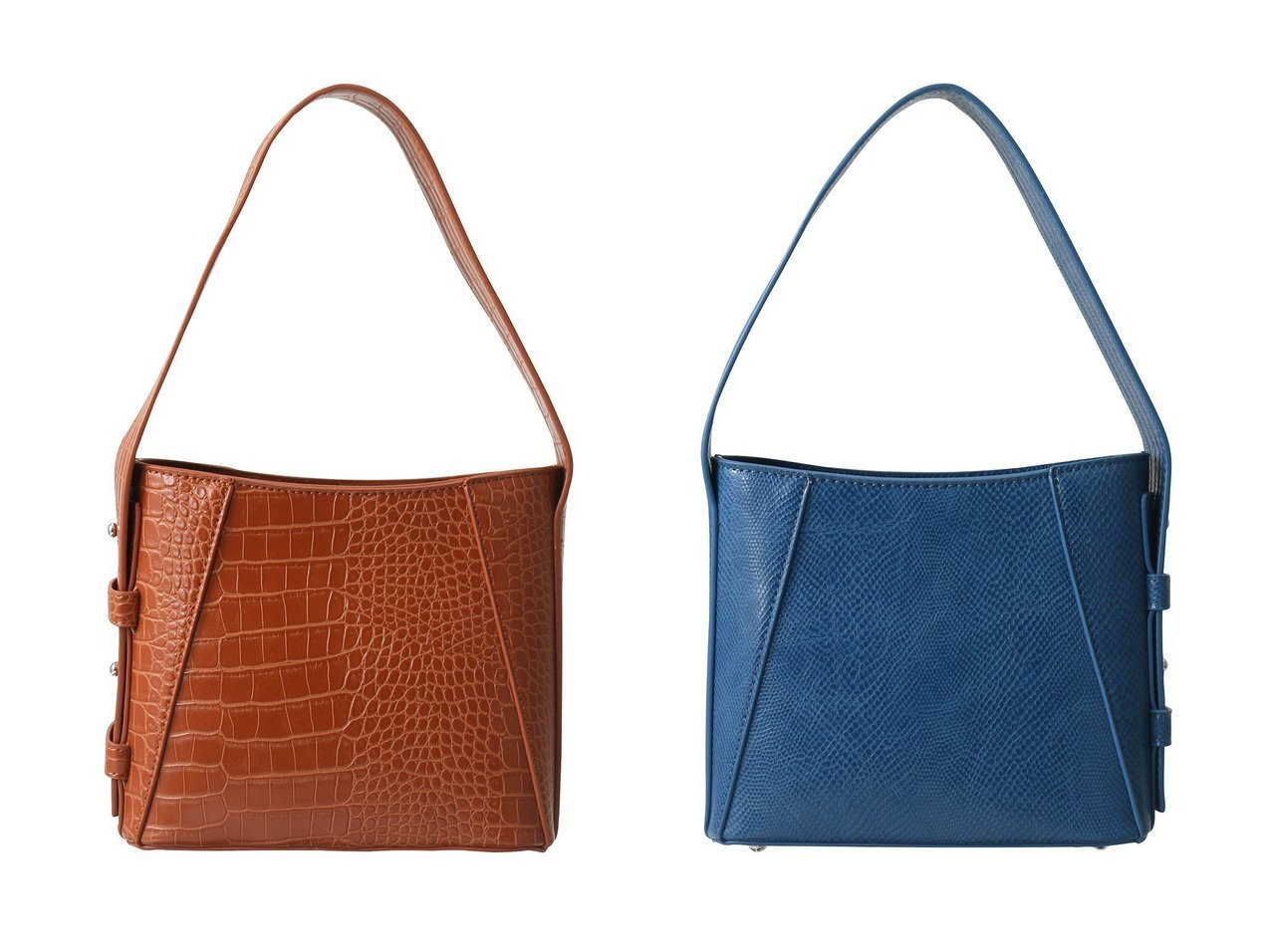 【HVISK/ヴィスク】のBRINY SMALL MATTE CROCO ハンドバッグ&BRINY SMALL SNAKE ハンドバッグ 【バッグ・鞄】おすすめ!人気、トレンド・レディースファッションの通販 おすすめで人気の流行・トレンド、ファッションの通販商品 インテリア・家具・メンズファッション・キッズファッション・レディースファッション・服の通販 founy(ファニー) https://founy.com/ ファッション Fashion レディースファッション WOMEN バッグ Bag クロコ ハンドバッグ  ID:crp329100000070715
