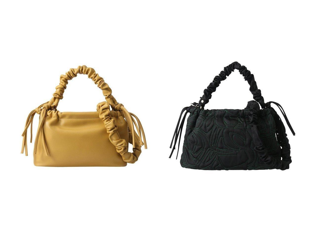 【HVISK/ヴィスク】のARCADIA SOFT ハンドバッグ&ARCADIA PAPERCUT キルティング2wayハンドバッグ 【バッグ・鞄】おすすめ!人気、トレンド・レディースファッションの通販 おすすめで人気の流行・トレンド、ファッションの通販商品 インテリア・家具・メンズファッション・キッズファッション・レディースファッション・服の通販 founy(ファニー) https://founy.com/ ファッション Fashion レディースファッション WOMEN バッグ Bag ハンドバッグ  ID:crp329100000070716