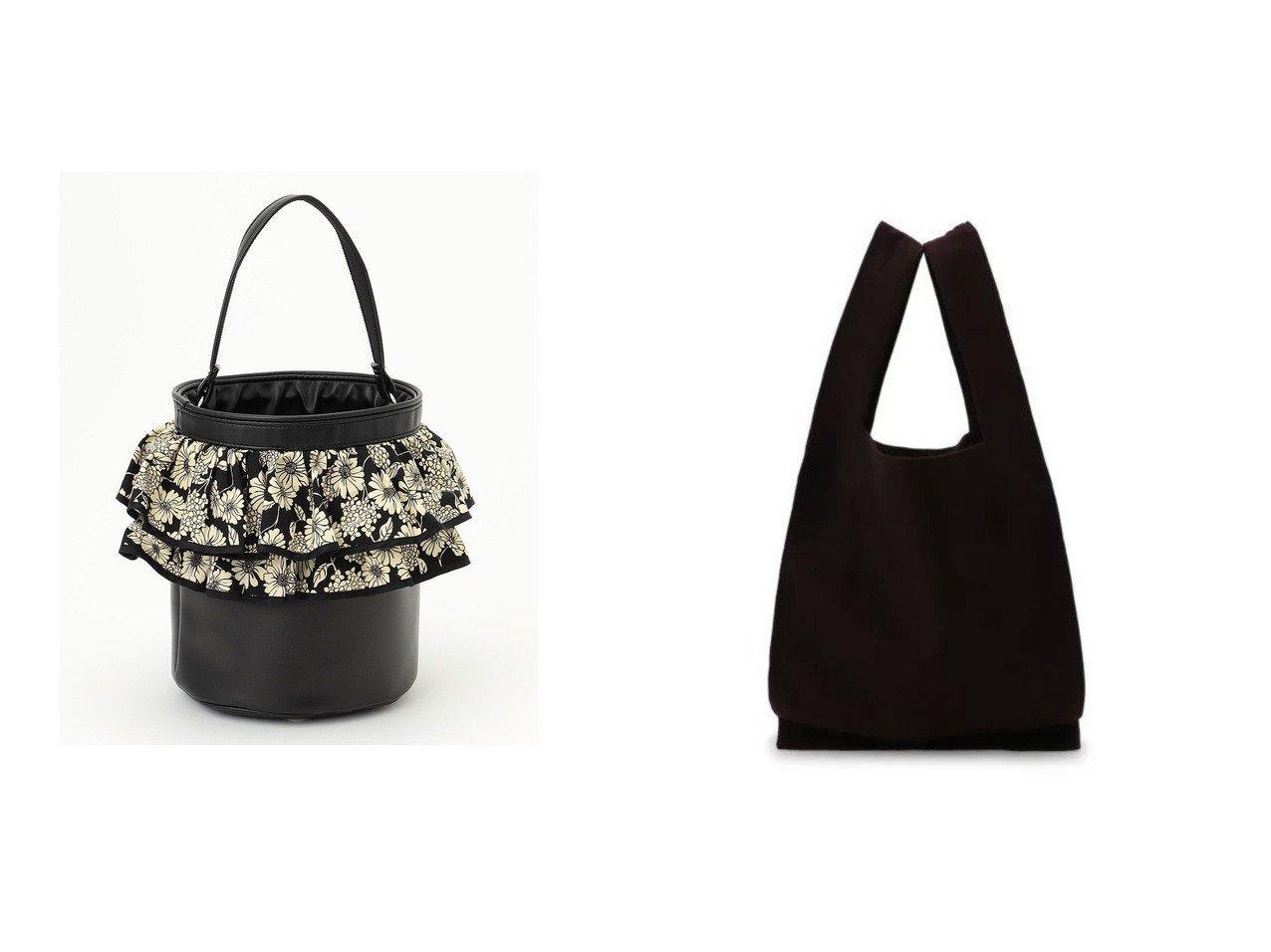 【KUMIKYOKU/組曲】の【組曲×setsuko_sagittaire】picnic&【SEYA/セヤ】のFELTED WOOL SHOPPING BAG 【バッグ・鞄】おすすめ!人気、トレンド・レディースファッションの通販 おすすめで人気の流行・トレンド、ファッションの通販商品 インテリア・家具・メンズファッション・キッズファッション・レディースファッション・服の通販 founy(ファニー) https://founy.com/ ファッション Fashion レディースファッション WOMEN バッグ Bag 2021年 2021 2021-2022秋冬・A/W AW・Autumn/Winter・FW・Fall-Winter・2021-2022 A/W・秋冬 AW・Autumn/Winter・FW・Fall-Winter シンプル 秋 Autumn/Fall 定番 Standard 人気 ハンドバッグ バケツ フリル 送料無料 Free Shipping  ID:crp329100000070720
