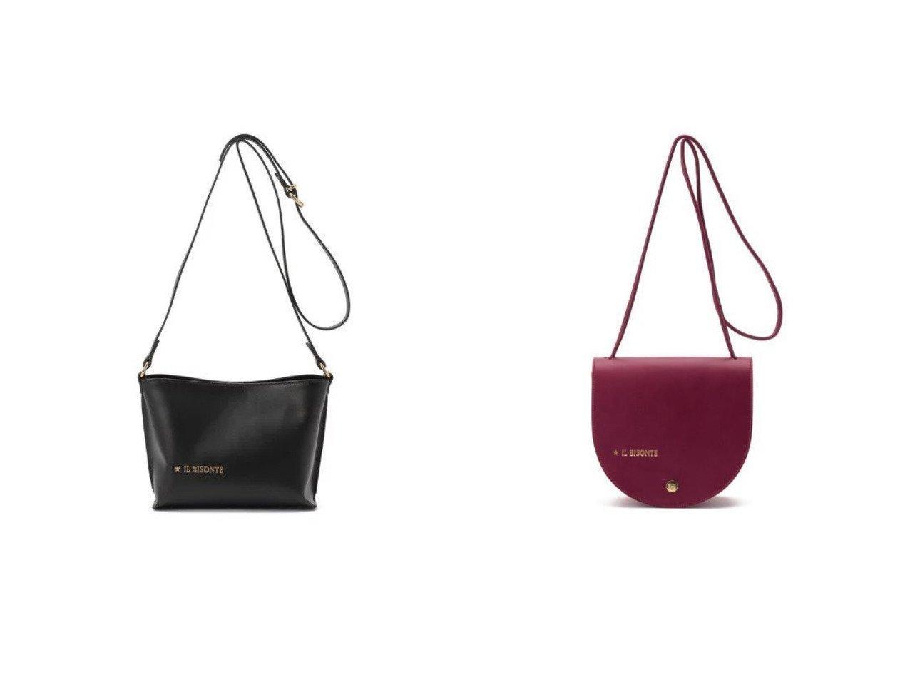 【IL BISONTE/イル ビゾンテ】のクロスボディバッグ&クロスボディバッグ 【バッグ・鞄】おすすめ!人気、トレンド・レディースファッションの通販 おすすめで人気の流行・トレンド、ファッションの通販商品 インテリア・家具・メンズファッション・キッズファッション・レディースファッション・服の通販 founy(ファニー) https://founy.com/ ファッション Fashion レディースファッション WOMEN バッグ Bag ショルダー シンプル スマート モダン ワンポイント  ID:crp329100000070721
