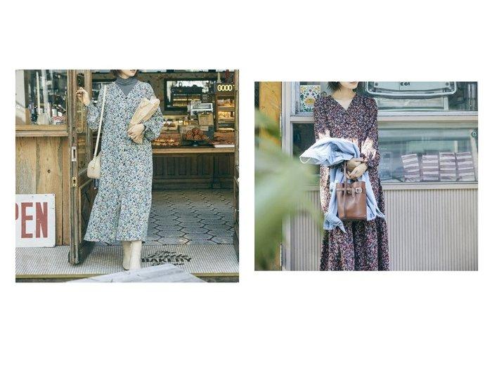 【studio CLIP/スタディオ クリップ】の《NEXTWEEKENDコラボ》ご近所ドレス 【ワンピース・ドレス】おすすめ!人気、トレンド・レディースファッションの通販 おすすめ人気トレンドファッション通販アイテム 人気、トレンドファッション・服の通販 founy(ファニー)  ファッション Fashion レディースファッション WOMEN ワンピース Dress ドレス Party Dresses NEW・新作・新着・新入荷 New Arrivals A/W・秋冬 AW・Autumn/Winter・FW・Fall-Winter コラボ ドレス フェミニン ポケット 羽織 長袖  ID:crp329100000070801