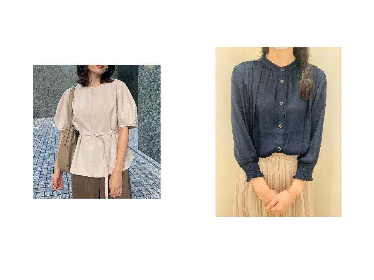【TOKYO SHIRTS/トーキョーシャツ】のハンドカラー 七分袖 ビンテージサテンブラウス&【anuans/アニュアンス】のステッチデザインブラウス おすすめ!人気、トレンド・レディースファッションの通販 おすすめで人気の流行・トレンド、ファッションの通販商品 インテリア・家具・メンズファッション・キッズファッション・レディースファッション・服の通販 founy(ファニー) https://founy.com/ ファッション Fashion レディースファッション WOMEN トップス・カットソー Tops/Tshirt シャツ/ブラウス Shirts/Blouses おすすめ Recommend エレガント 洗える ギャザー ハンド ベーシック A/W・秋冬 AW・Autumn/Winter・FW・Fall-Winter 2021年 2021 2021-2022秋冬・A/W AW・Autumn/Winter・FW・Fall-Winter・2021-2022  ID:crp329100000071015