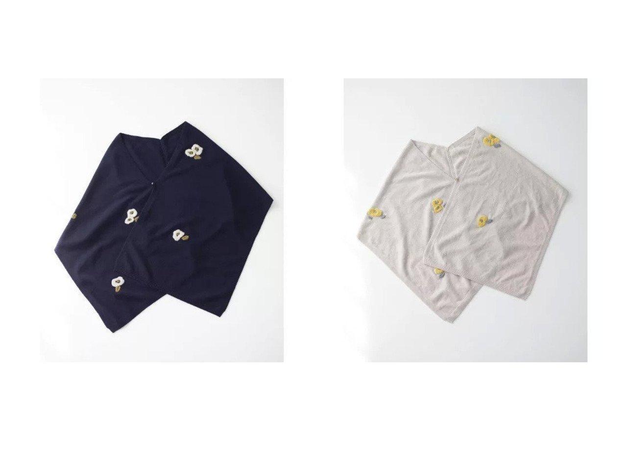 【Sally Scott/サリースコット】のLandolt 刺繍ケープ おすすめ!人気、トレンド・レディースファッションの通販 おすすめで人気の流行・トレンド、ファッションの通販商品 インテリア・家具・メンズファッション・キッズファッション・レディースファッション・服の通販 founy(ファニー) https://founy.com/ ファッション Fashion レディースファッション WOMEN ストール Scarves マフラー Mufflers おすすめ Recommend ショート スカーフ ストール ハンド マフラー モチーフ ランダム ロング |ID:crp329100000071032