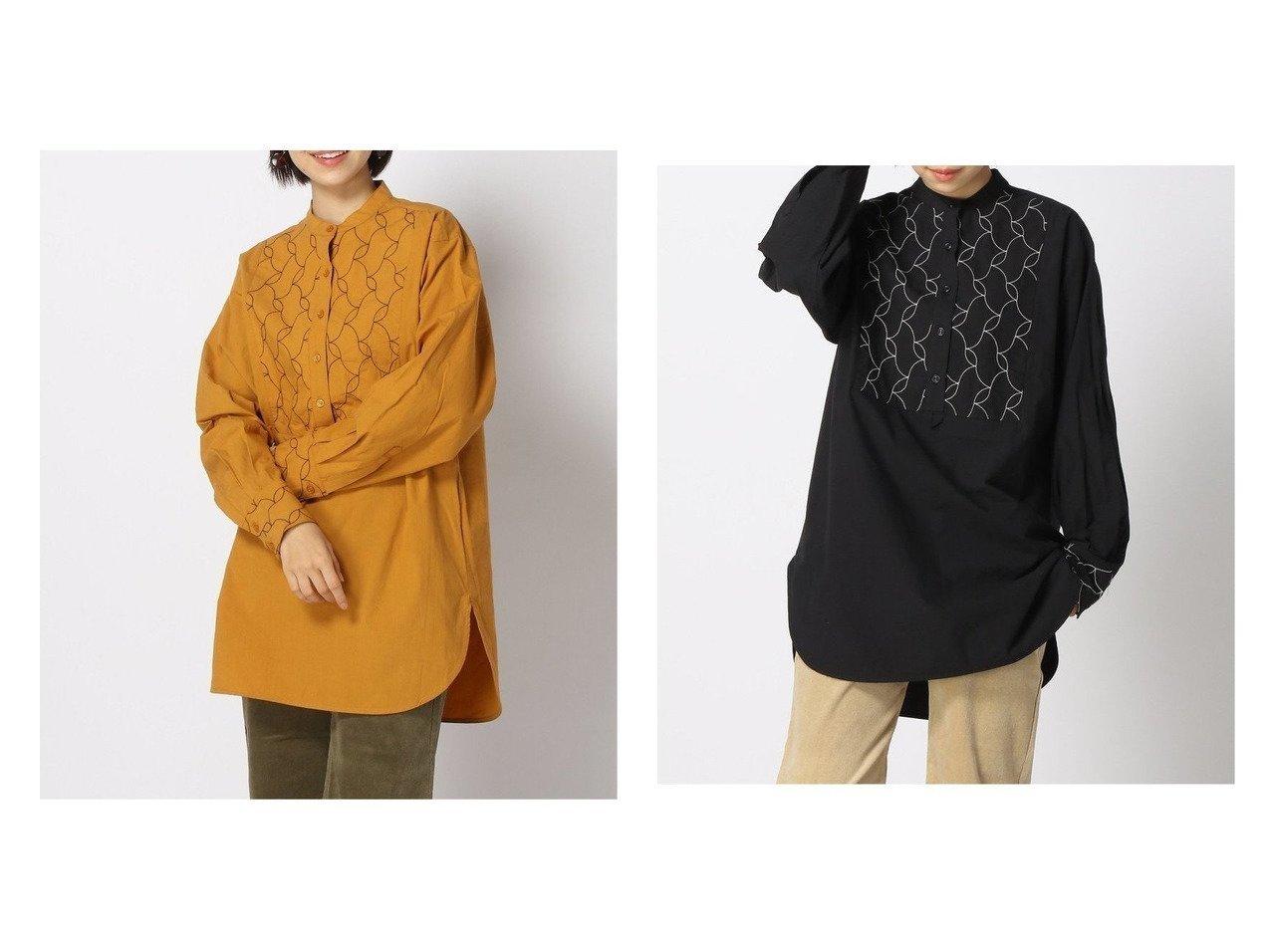 【LOWRYS FARM/ローリーズファーム】のシシュウドレスシャツLS おすすめ!人気、トレンド・レディースファッションの通販 おすすめで人気の流行・トレンド、ファッションの通販商品 インテリア・家具・メンズファッション・キッズファッション・レディースファッション・服の通販 founy(ファニー) https://founy.com/ ファッション Fashion レディースファッション WOMEN トップス・カットソー Tops/Tshirt シャツ/ブラウス Shirts/Blouses ワンピース Dress ドレス Party Dresses NEW・新作・新着・新入荷 New Arrivals おすすめ Recommend シンプル チュニック ドレス フレア ワッシャー 切替 長袖 |ID:crp329100000071070